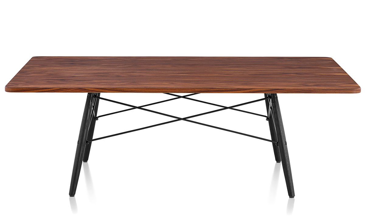 Eames® Coffee Table – Hivemodern For 2019 Expressionist Coffee Tables (View 11 of 20)
