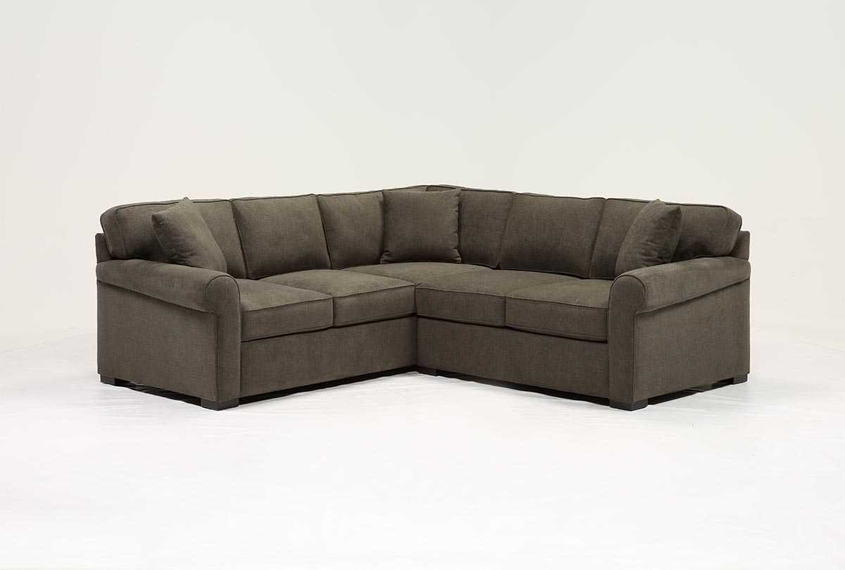Elm Grande 2 Piece Sectional (Gallery 1 of 20)