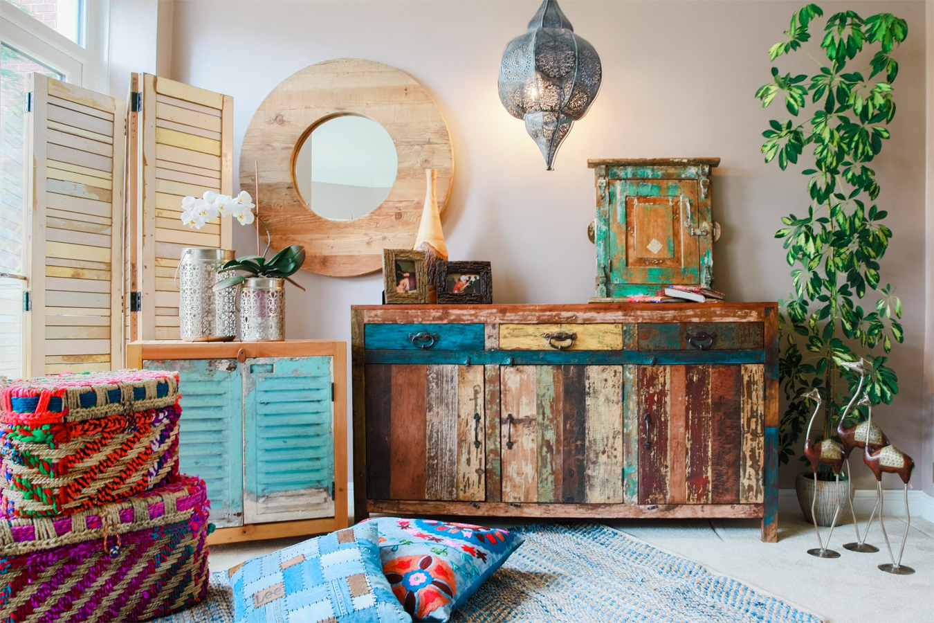 Ember Home – Unlocking The Magic In Your Home ~ Home ~ Furniture In Most Popular 4 Door/4 Drawer Cast Jali Sideboards (Gallery 17 of 20)