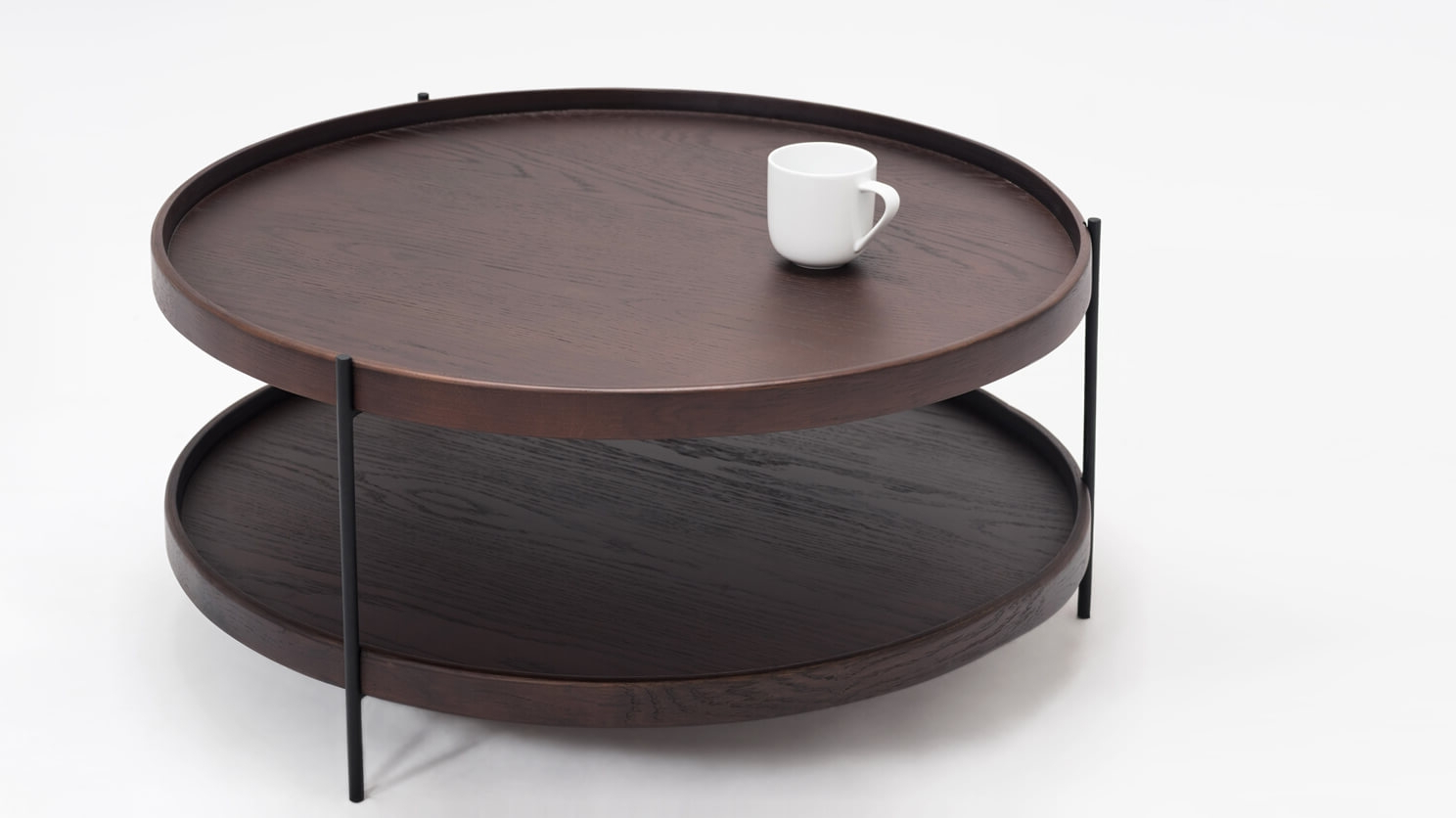 Eq3 Within Preferred Smoked Oak Coffee Tables (View 16 of 20)