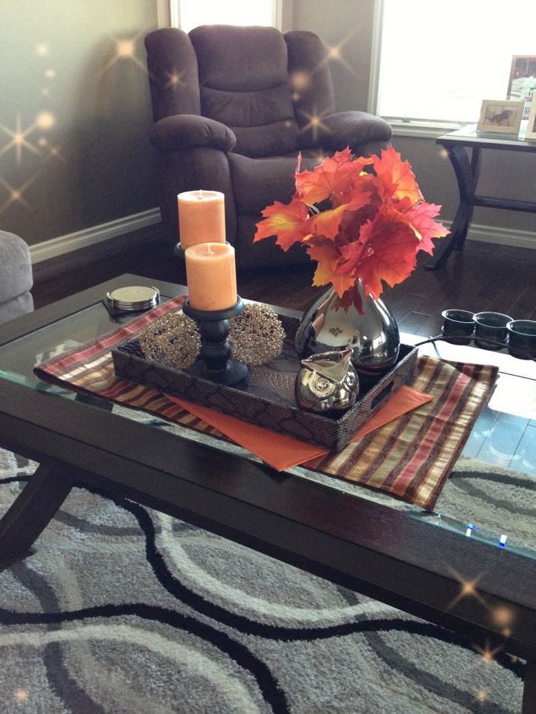 Fall Decorating In (View 3 of 20)