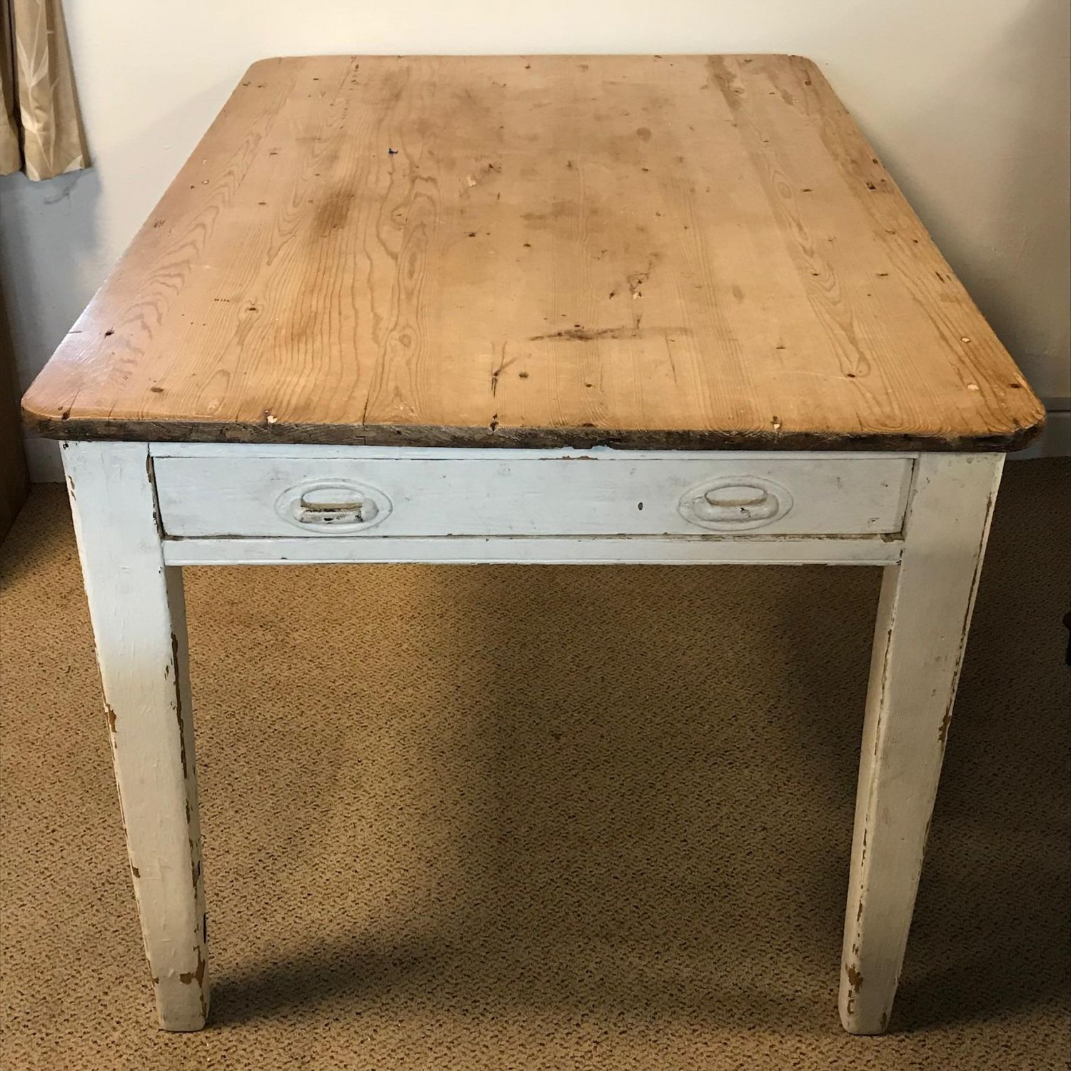 Famous Antique Pine Country Table – Pine Tables – Hemswell Antique Centres Regarding Antique Pine Coffee Tables (View 10 of 20)