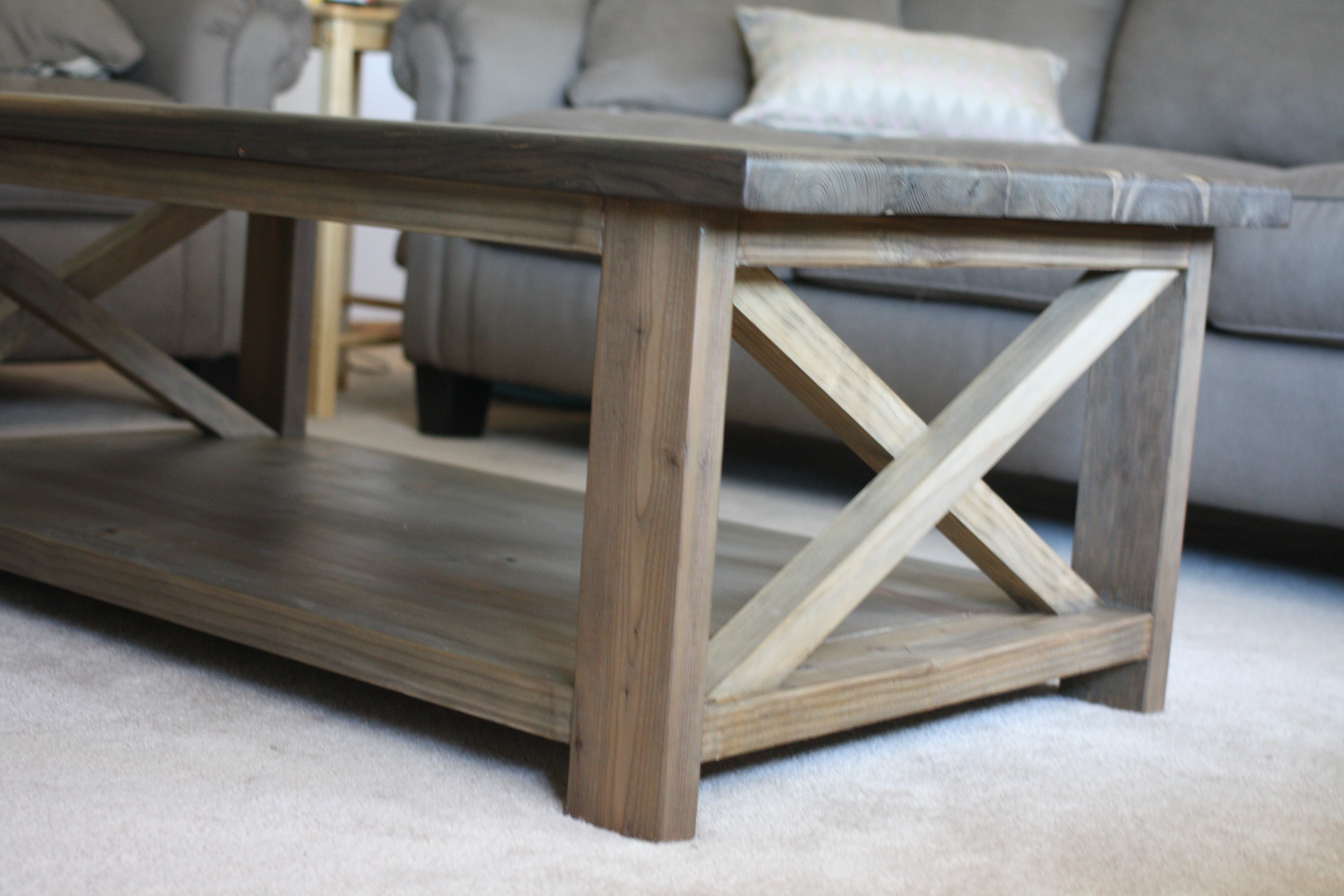 Famous Coffee Table: Awesome Design Ideas Of Rustic Coffee Tables Rustic Inside Modern Rustic Coffee Tables (View 4 of 20)