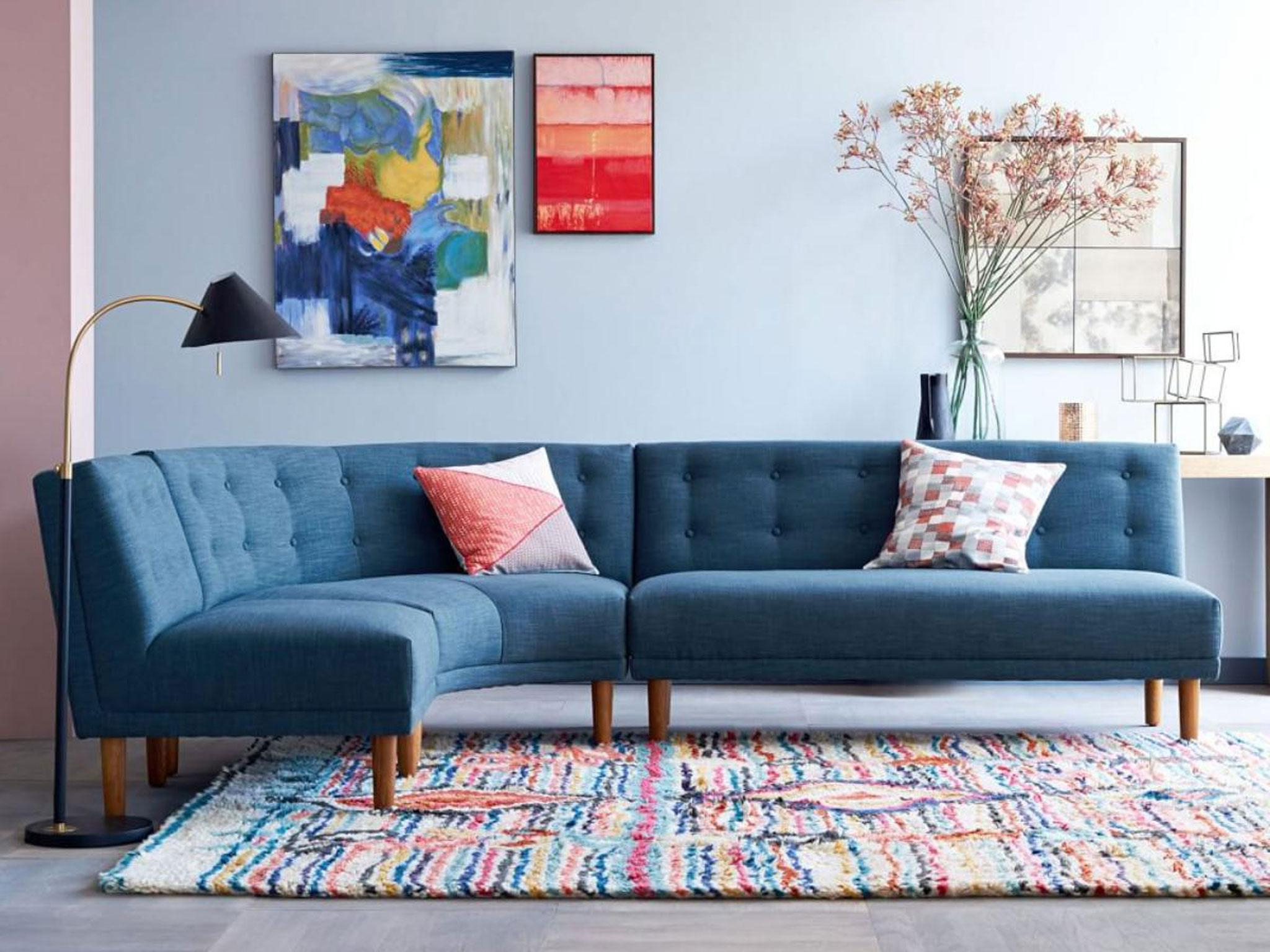 Fashionable 11 Best Corner Sofas (View 18 of 20)