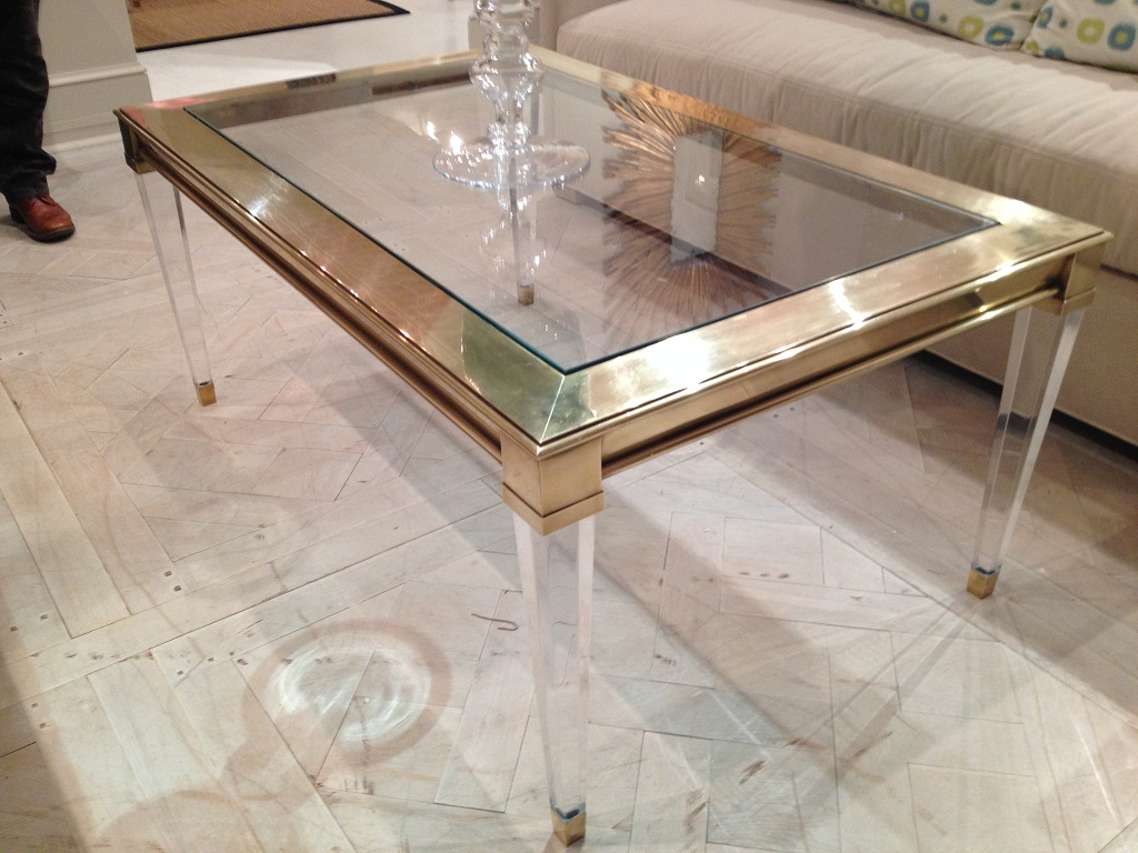 Fashionable Acrylic Coffee Table Designs Pictures — Cape Cod Decorations Within Peekaboo Acrylic Tall Coffee Tables (View 19 of 20)