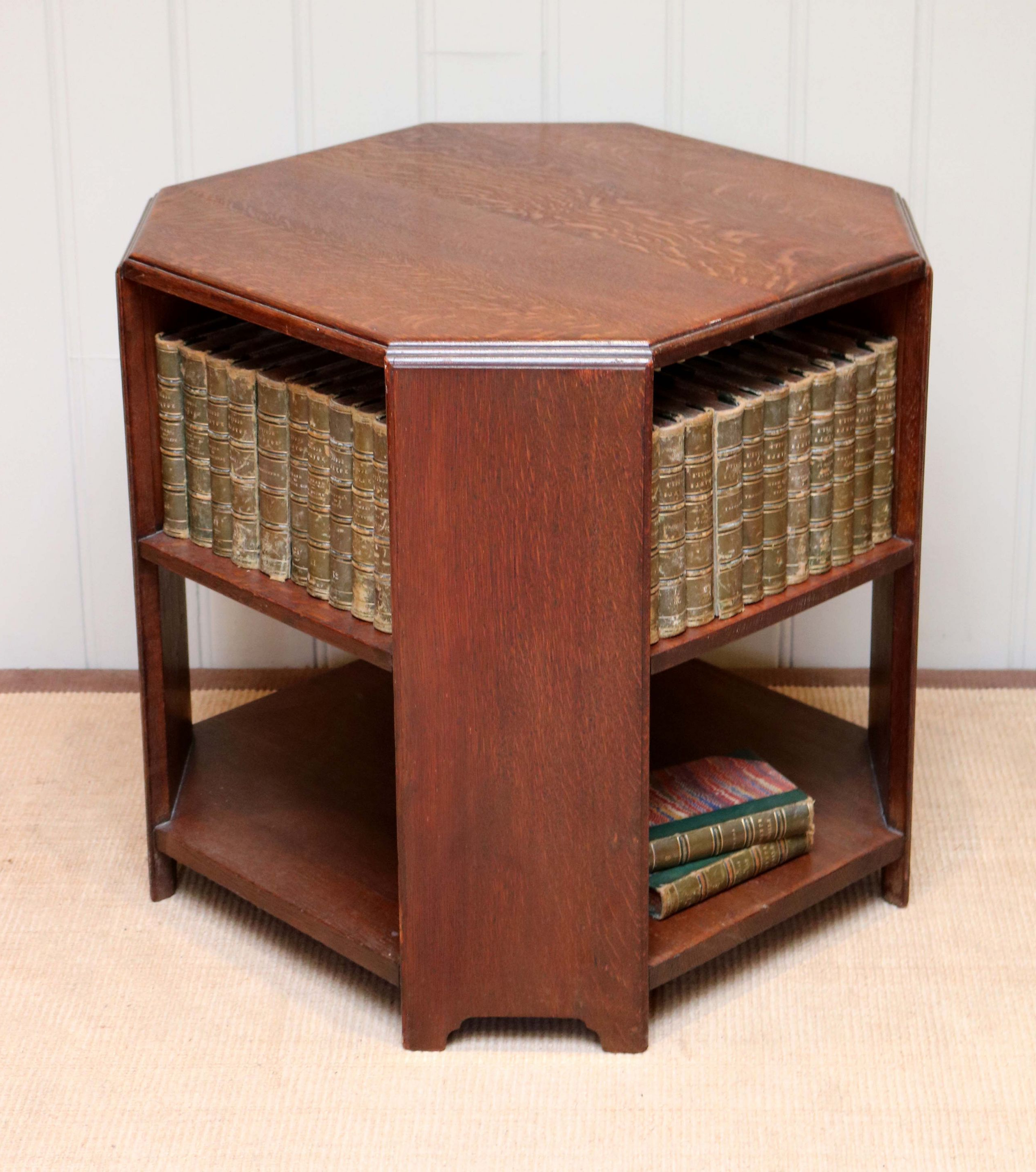 Fashionable Antiqued Art Deco Coffee Tables Pertaining To Heals Art Deco Octagonal Coffee Table (c (View 6 of 20)