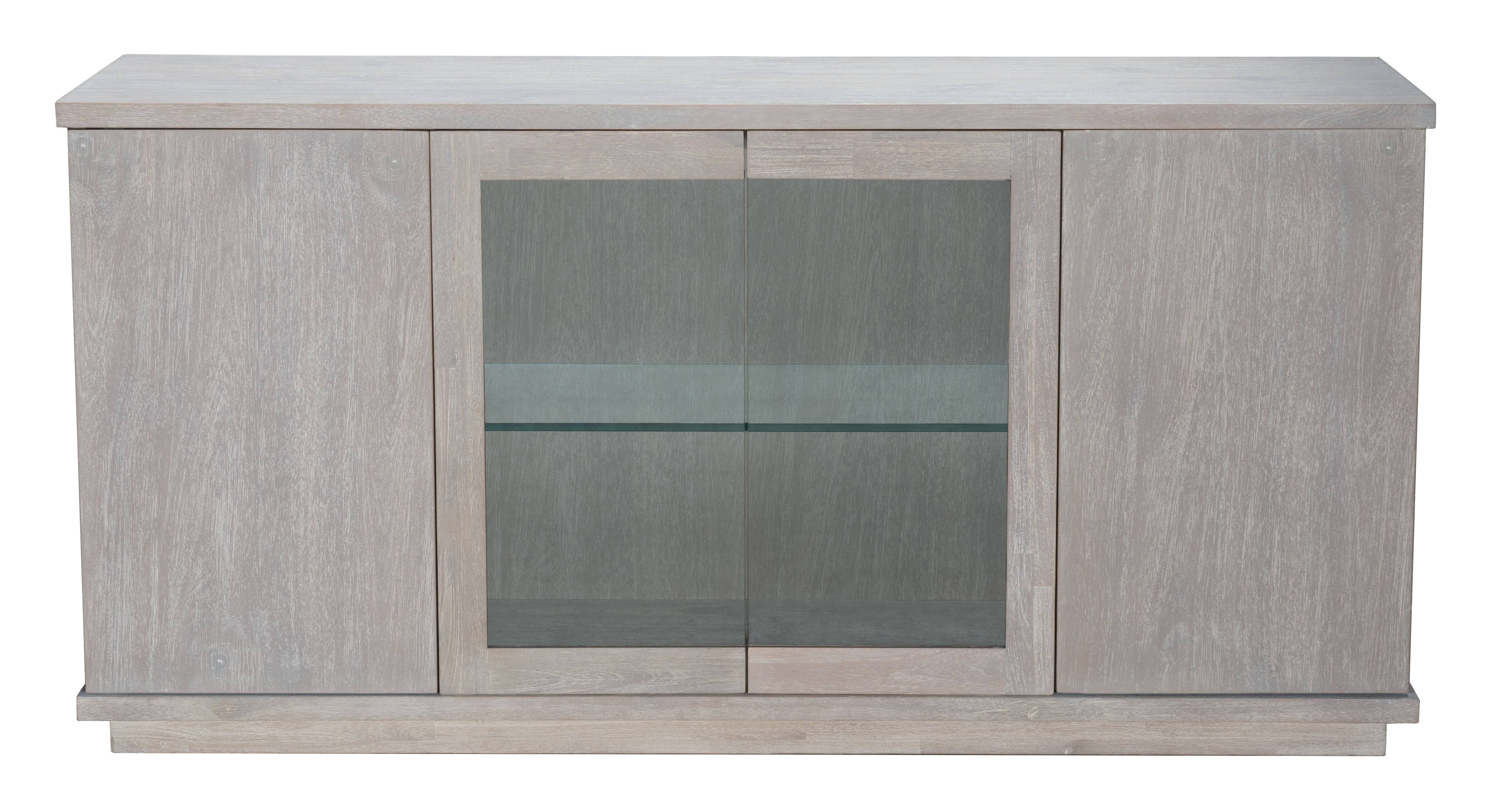 Fashionable Beaumont Buffetzuo Modern – Seven Colonial Within Acacia Wood 4 Door Sideboards (View 10 of 20)