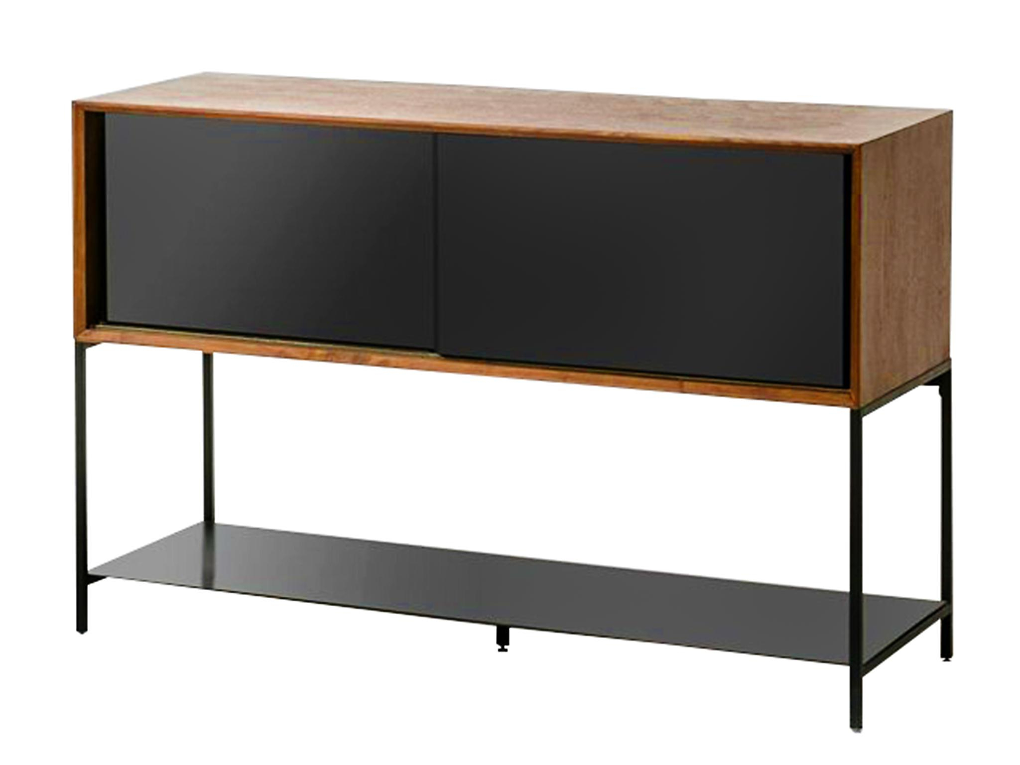 Fashionable Dark Smoked Oak With White Marble Top Sideboards For 10 Best Sideboards (View 16 of 20)