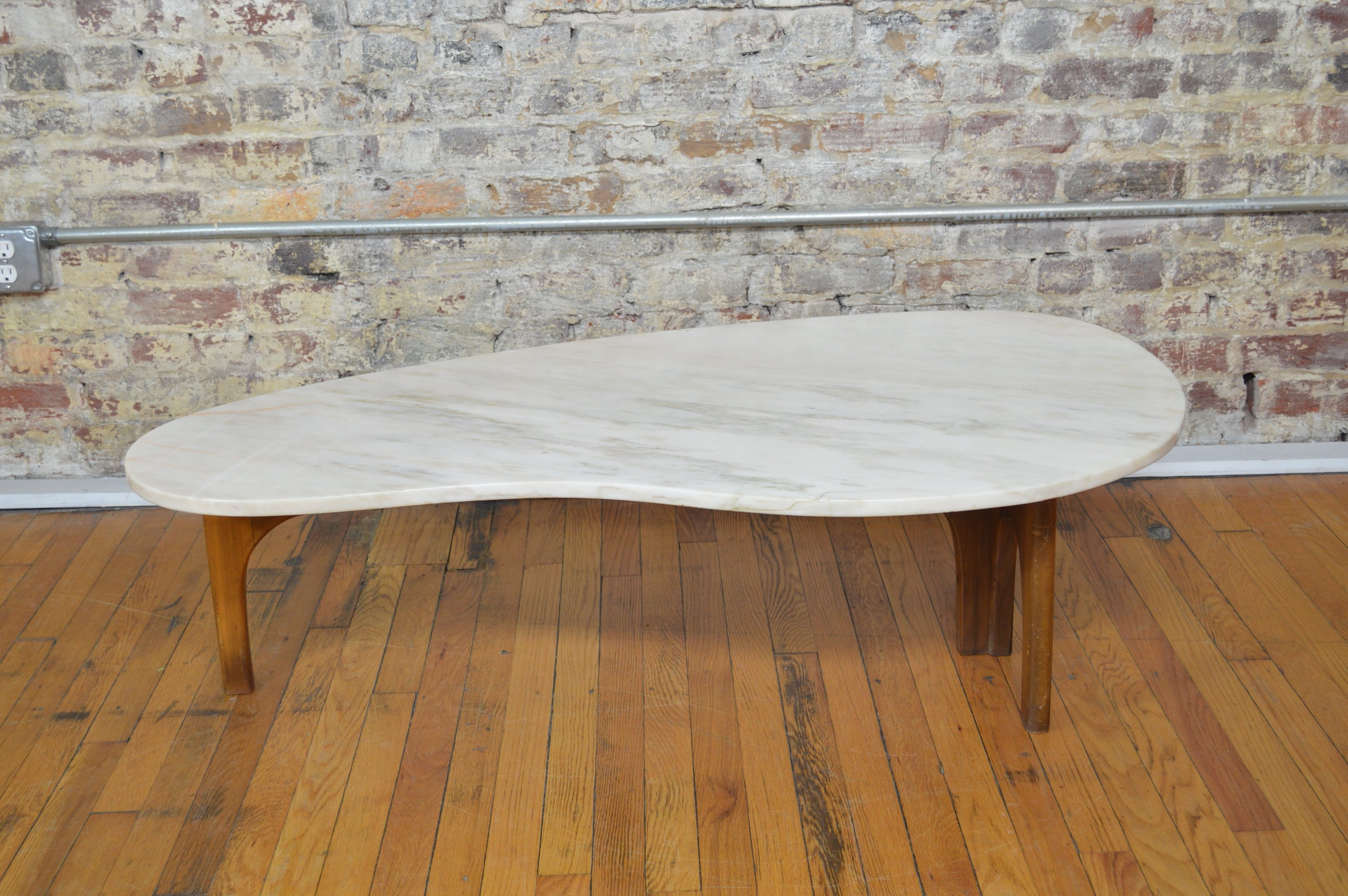 Fashionable Extra Mid Century Modern Marble Coffee Table Unique Harvey Probber For Mid Century Modern Marble Coffee Tables (View 3 of 20)