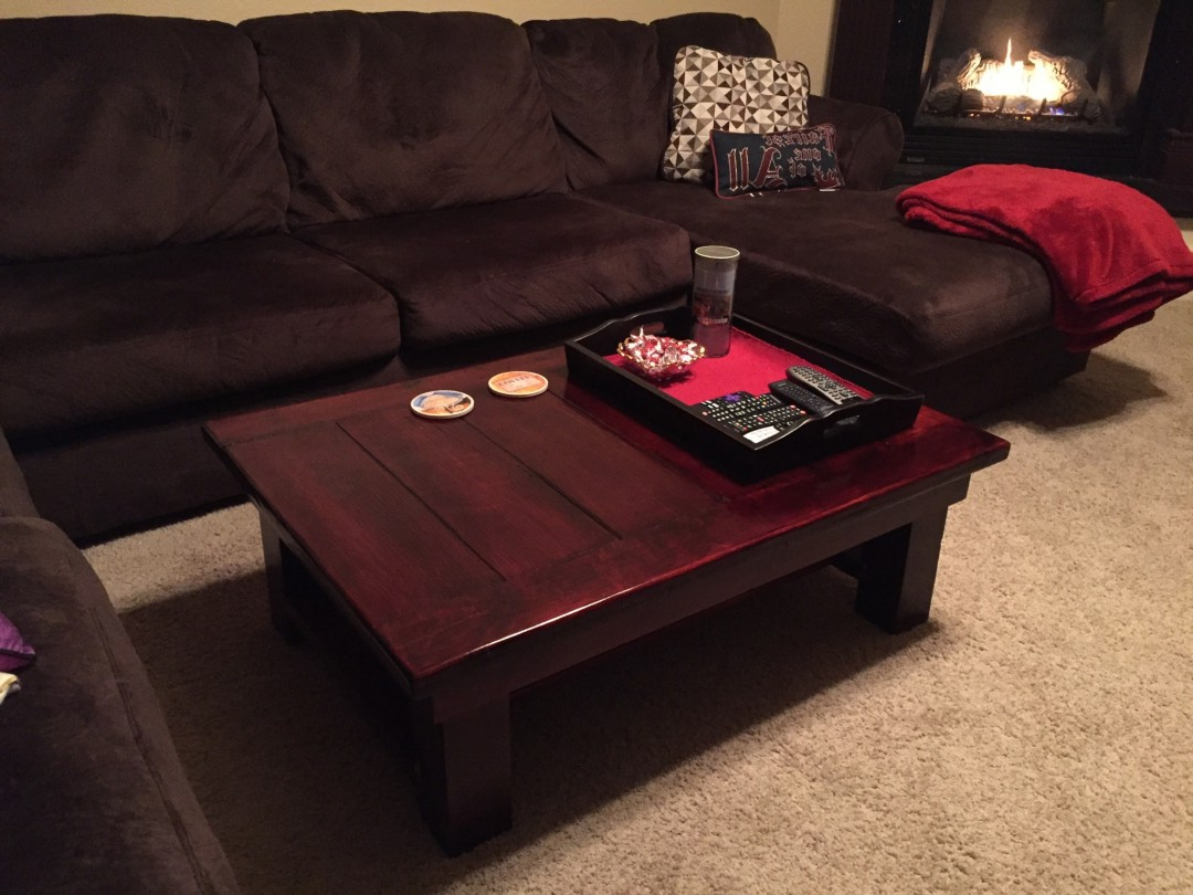 Fashionable Jelly Bean Coffee Tables With Regard To Flea Market Finds: Coffee Table Makeover – Two Jelly Beans (View 6 of 20)