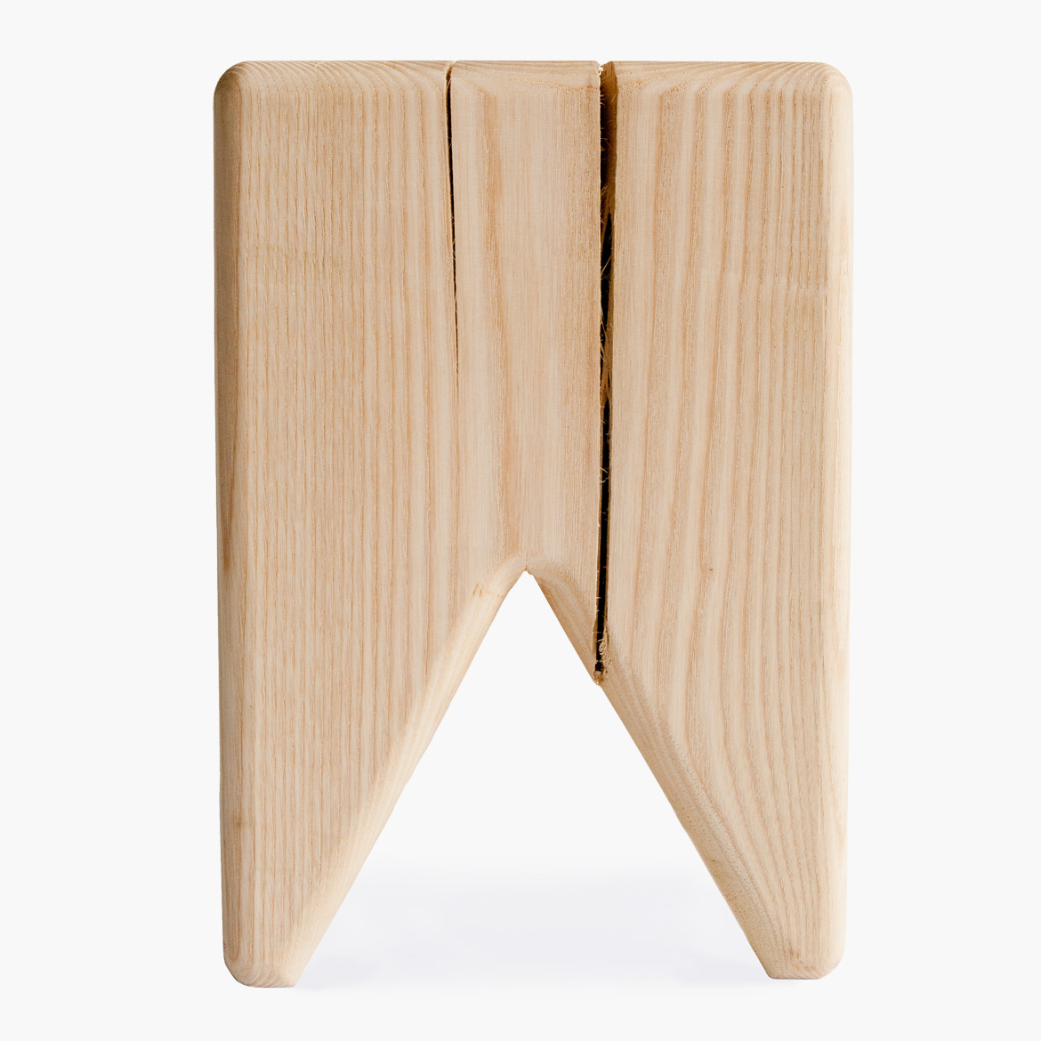 Fashionable Stump – Modern Raw Wood Stool Or Side Table (View 5 of 20)