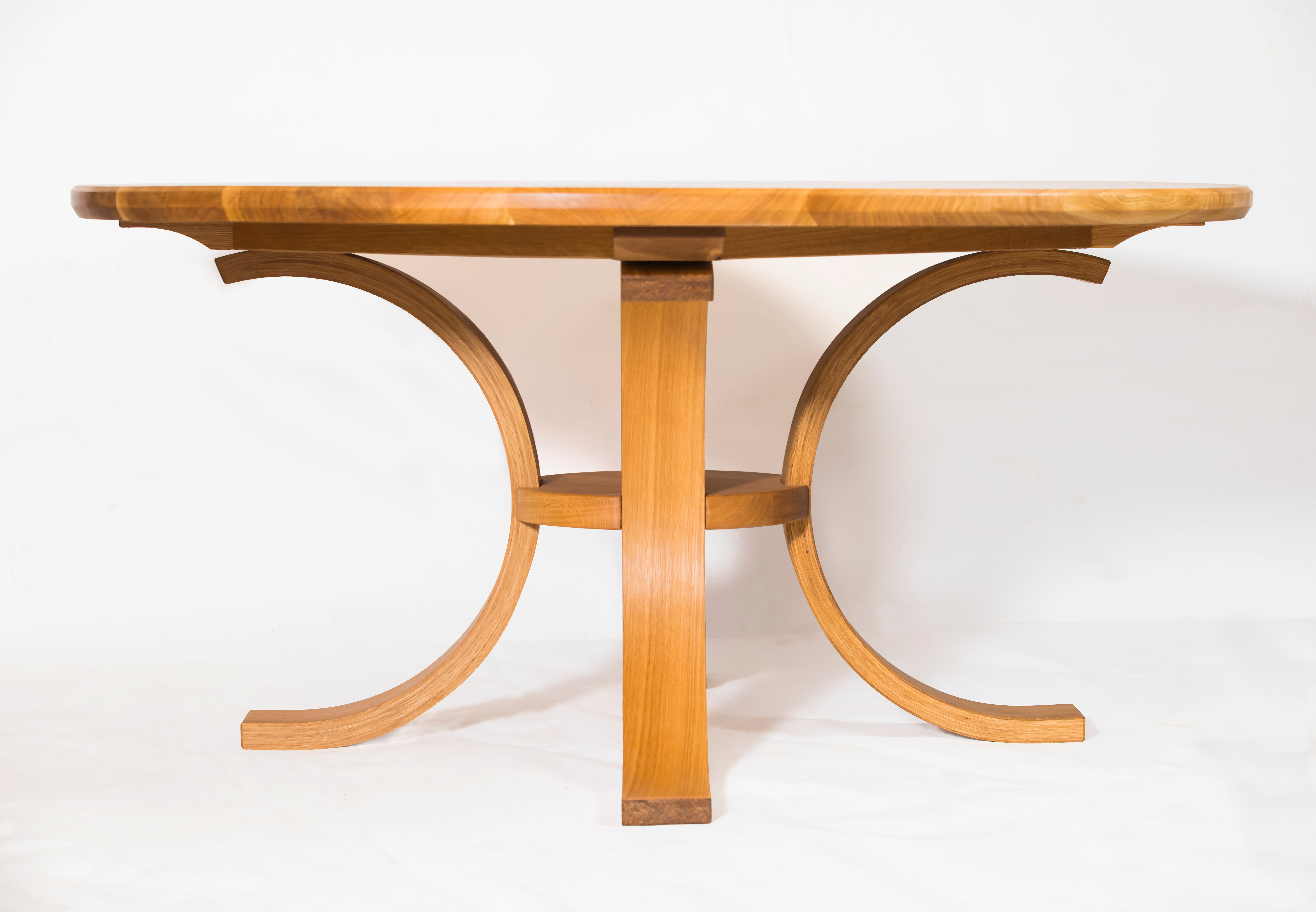 """Fashionable Swell Round Coffee Tables Throughout Swell"""" Circular Dining Table – Shane Tubrid Furnituredesign (View 4 of 20)"""
