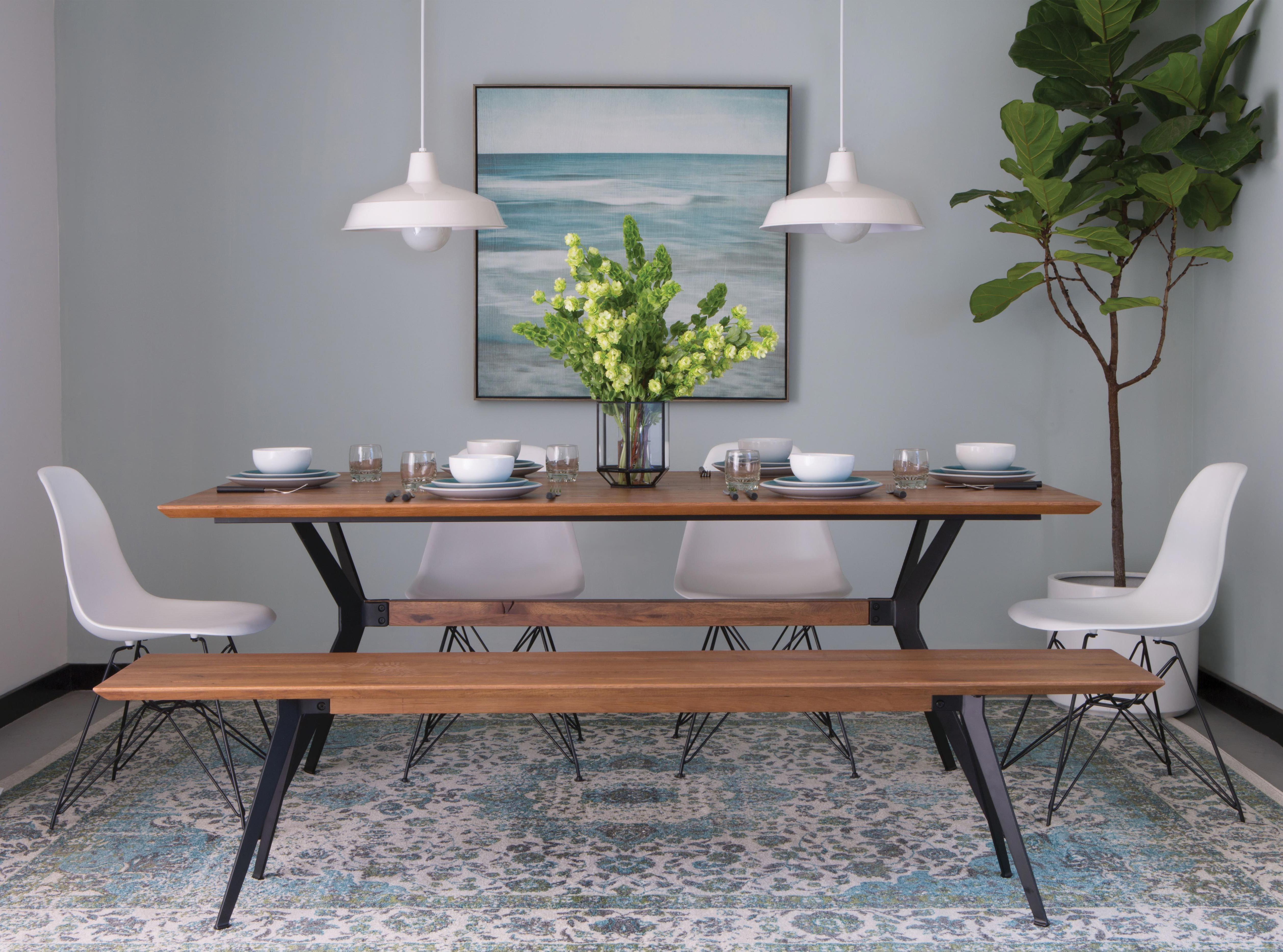 Fashionable Weaver Dark Rectangle Cocktail Tables In Weaver Dining Table In 2018 (Gallery 18 of 20)