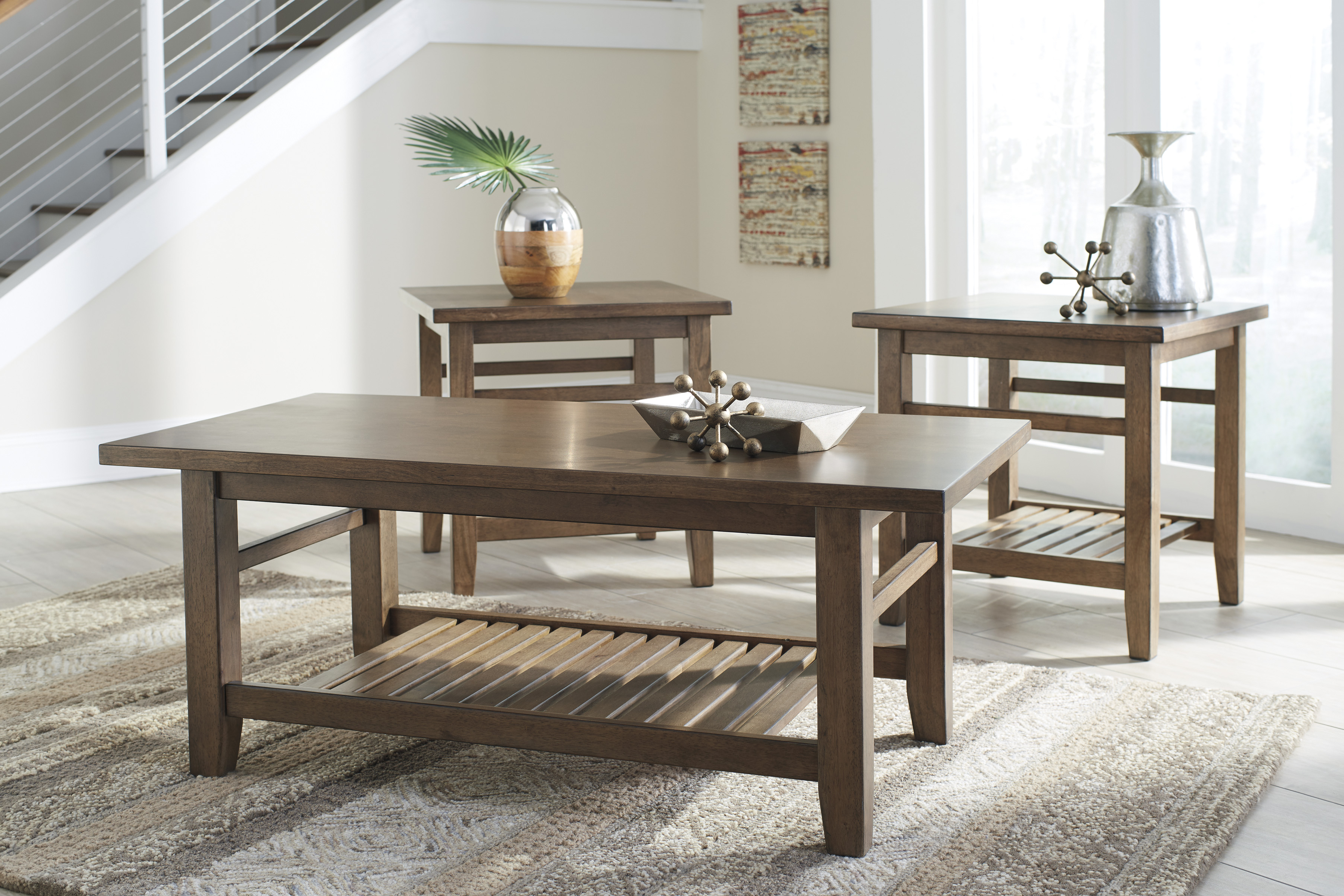 Fashionable Zantori Table Set – Brown's Furniture Showplace Within Jasper Lift Top Cocktail Tables (Gallery 9 of 20)