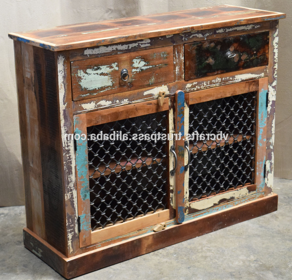 Favorite 4 Door/4 Drawer Cast Jali Sideboards With Regard To India Iron Jali, India Iron Jali Manufacturers And Suppliers On (View 8 of 20)