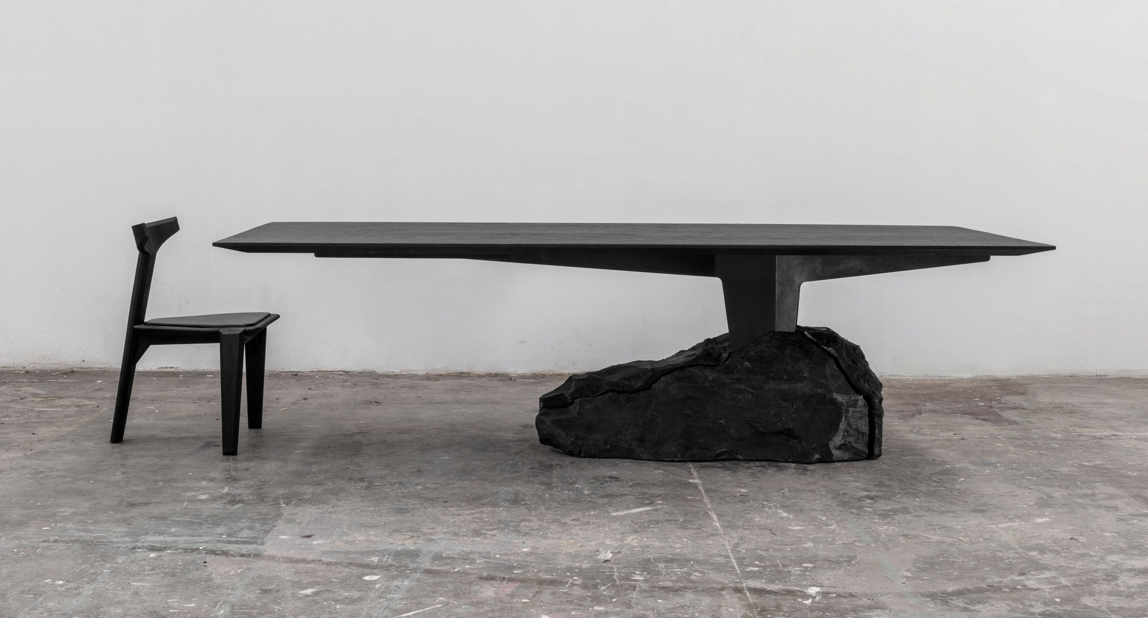 Favorite A Dining Table Named Humo, Which Measures 2.6 Metres Long, Is Held Within Alcide Rectangular Marble Coffee Tables (Gallery 9 of 20)