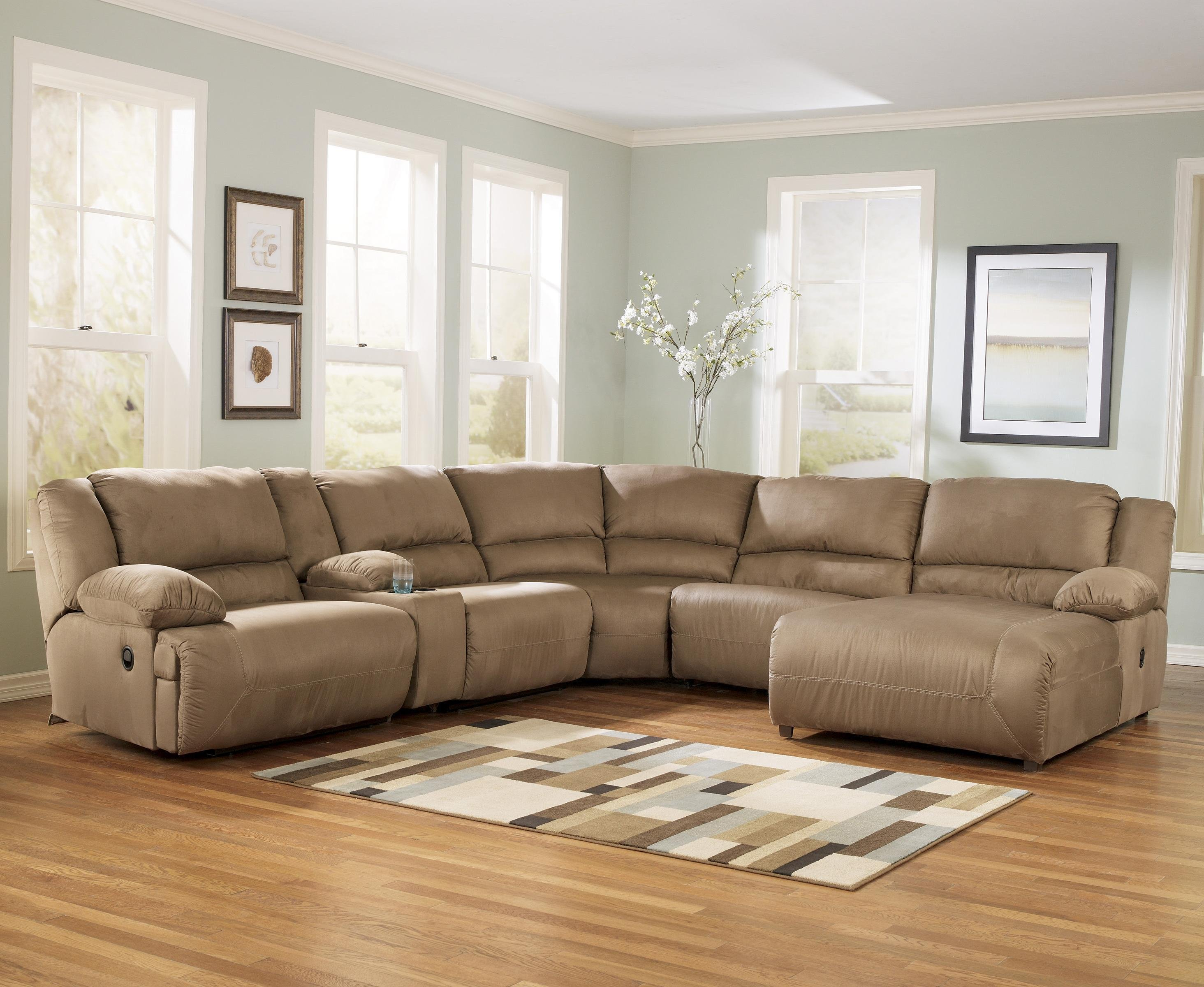 Favorite Calder Grey 6 Piece Manual Reclining Sectionals For Fabulous 25 Power Reclining Sectional Sofa Favorite (View 4 of 20)