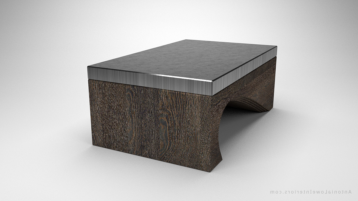 Favorite Contemporary Solid Curve Bottom Coffee Table – Interior Designer With Regard To Contemporary Curves Coffee Tables (View 7 of 20)