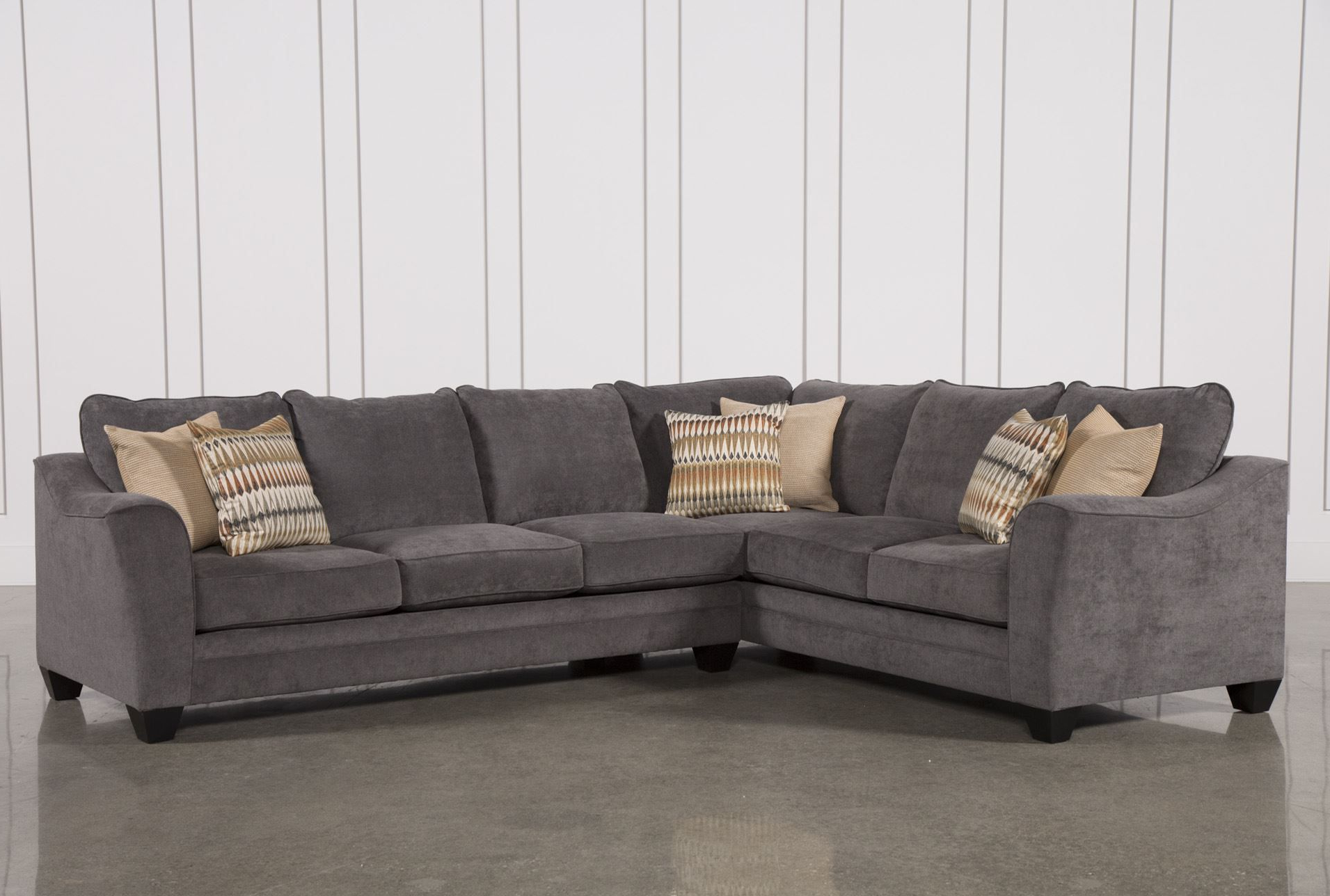 Favorite Mesa Foam 2 Piece Sectional (View 18 of 20)