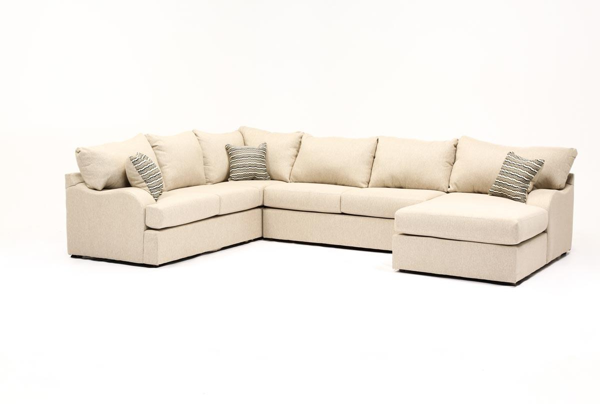 Favorite Meyer 3 Piece Sectional W/laf Chaise (View 6 of 20)