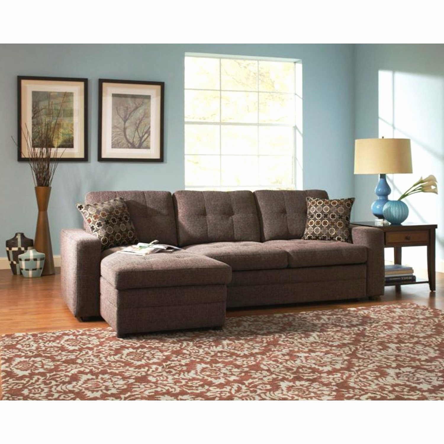 Favorite Norfolk Chocolate 3 Piece Sectionals With Laf Chaise Inside Best Of Sectional Sofa Sleepers Pictures Sectional Sofa Sleepers New (View 6 of 20)