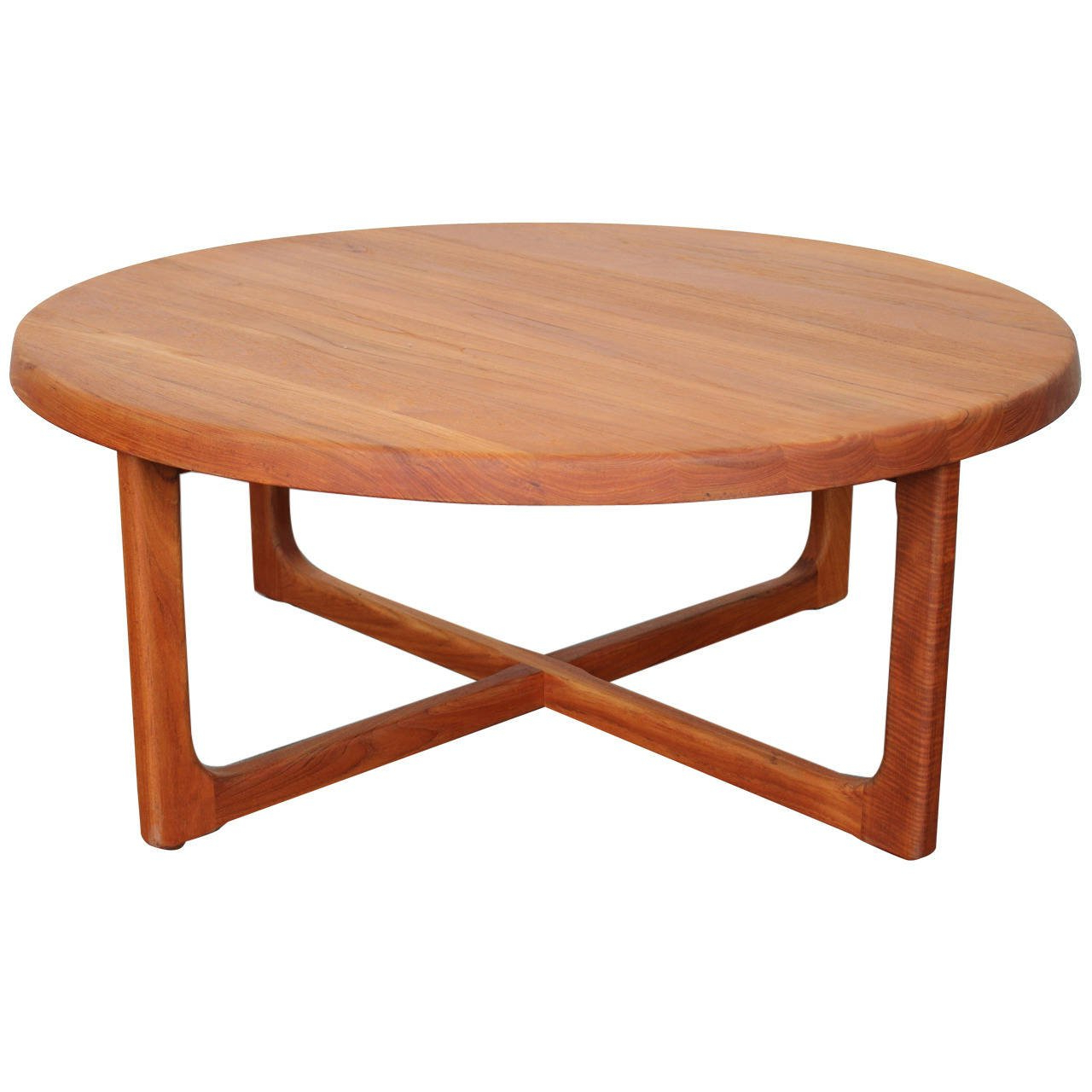 Featured Photo of Round Teak Coffee Tables