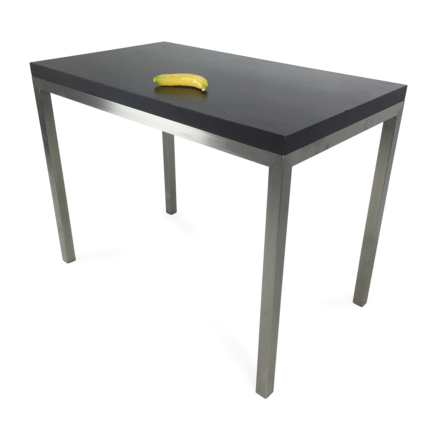 Flat Black And Cobre Coffee Tables Within Most Up To Date Crate And Barrel Bistro Table Crate And Barrel Bistro Table (View 11 of 20)