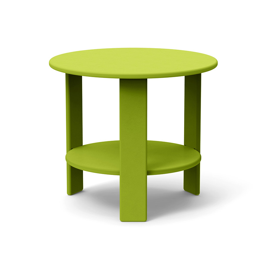 Fresh Cut Side Tables Regarding Well Known Round Side Table For Outdoor Lollygagging (View 7 of 20)