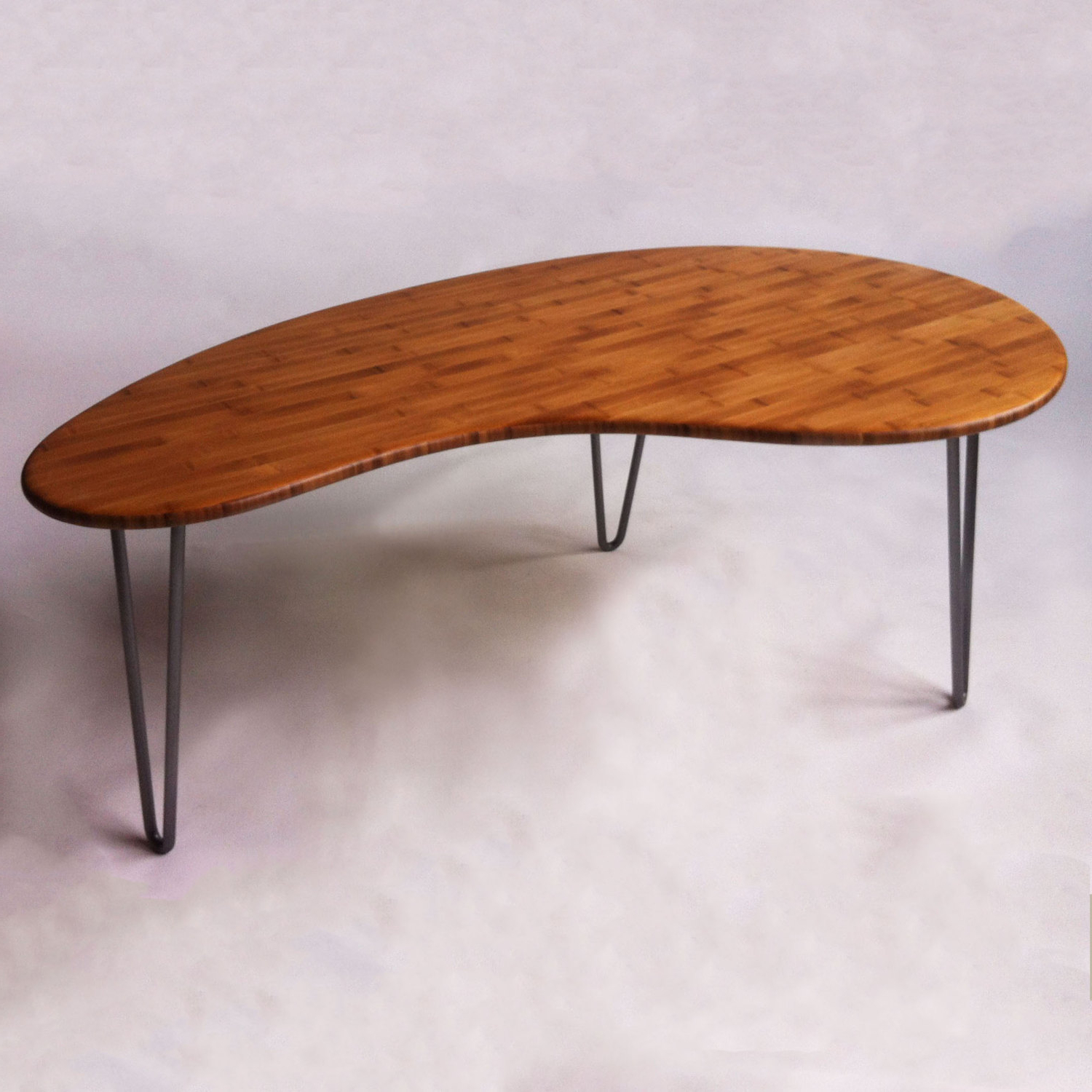Furniture: Alluring Kidney Shaped Coffee Table With Futuristic Regarding Well Liked Jelly Bean Coffee Tables (View 7 of 20)