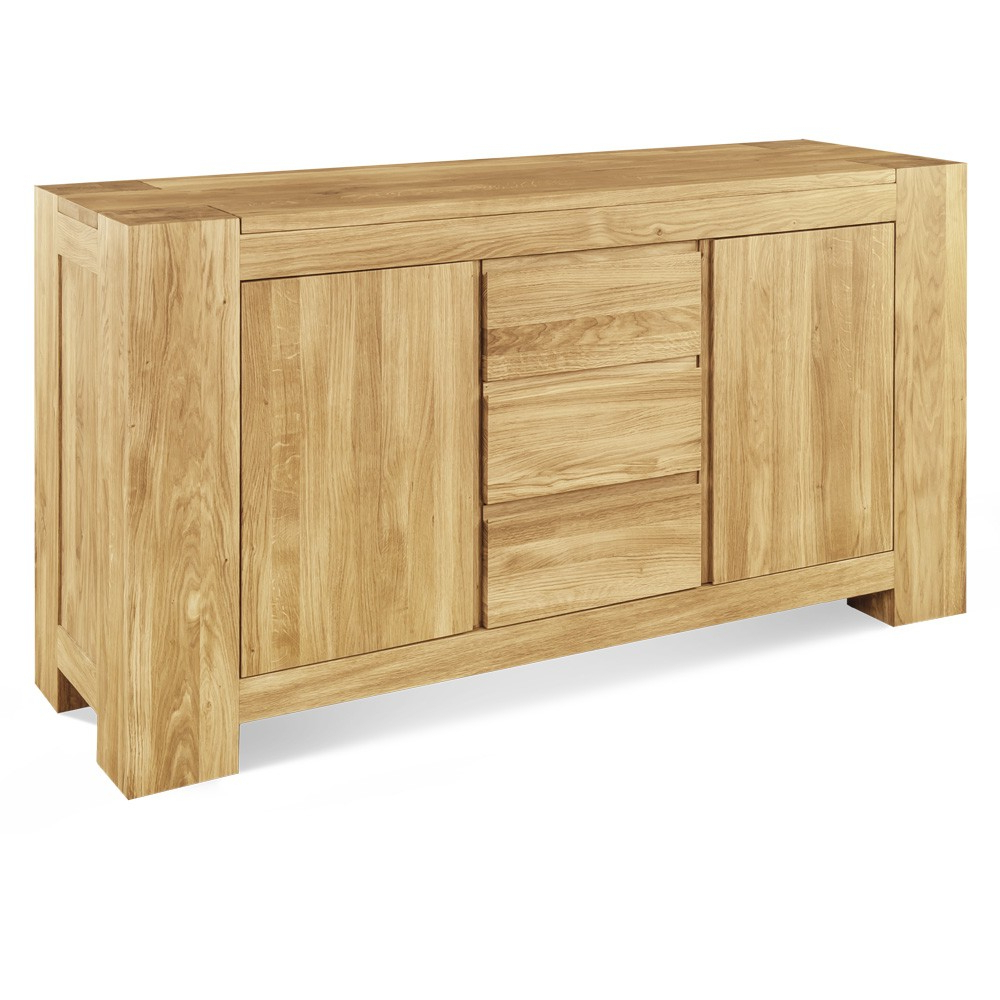 Featured Photo of 3 Drawer/2 Door Sideboards