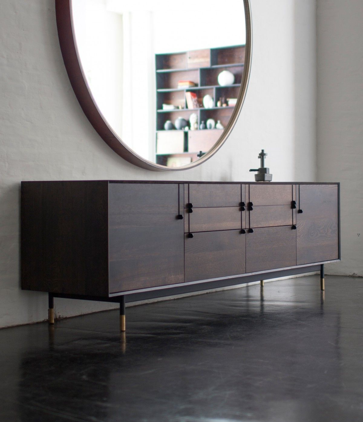 Furniture Within Rani 4 Door Sideboards (View 6 of 20)