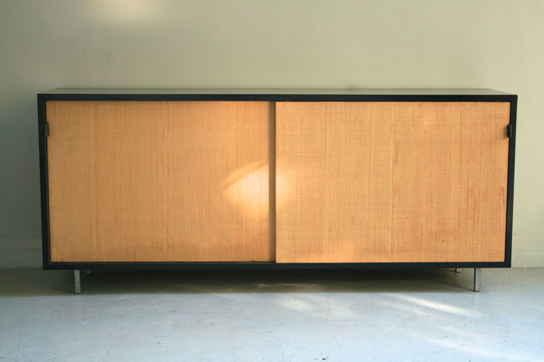 Girard 4 Door Sideboards With Regard To Preferred Sideboardcees Braakman & Florence Knoll For Knoll, 1960S For (View 5 of 20)
