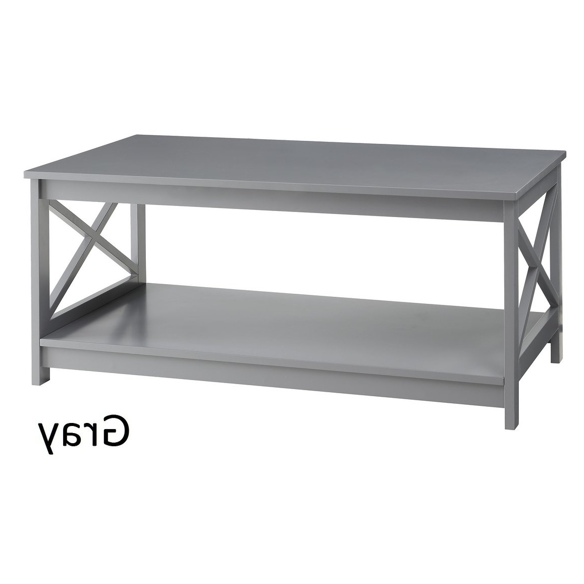 Go Cart White Rolling Coffee Tables Pertaining To Well Known Buy Grey Coffee, Console, Sofa & End Tables Online At Overstock (View 15 of 20)