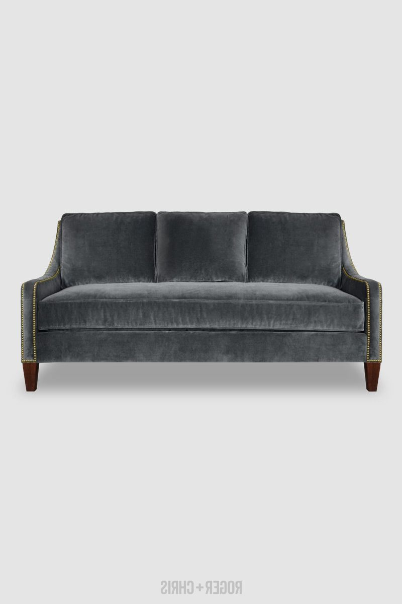 Gracie Mid Century Sofas, Armchairs, And Sectionals (Gallery 9 of 20)