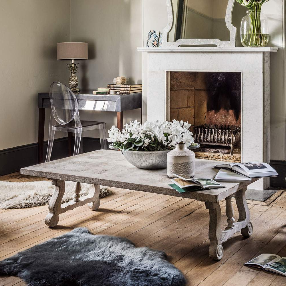 Graham & Green With Best And Newest Parquet Coffee Tables (View 18 of 20)