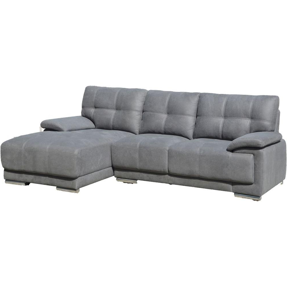 Grey Sectional Sofa With Chaise (Gallery 14 of 20)