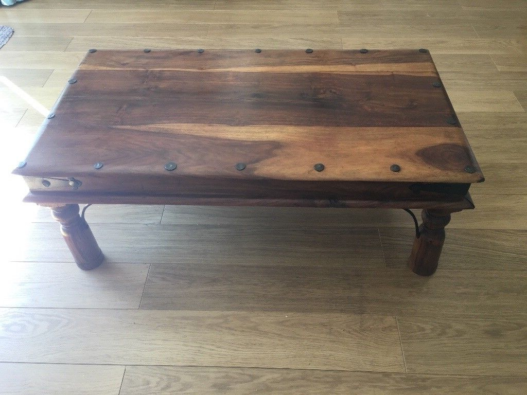 Gumtree In Antique Pine Coffee Tables (Gallery 11 of 20)