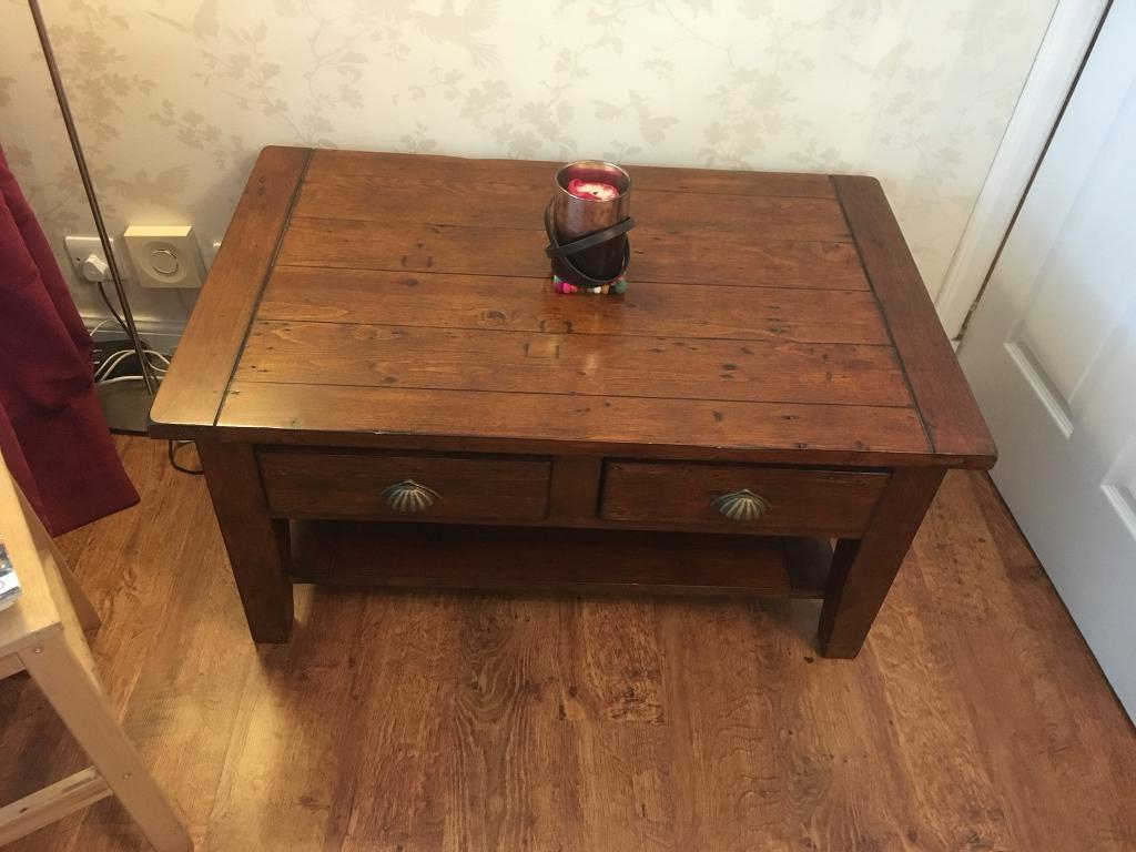 Gumtree Inside 2019 Reclaimed Pine Coffee Tables (Gallery 14 of 20)