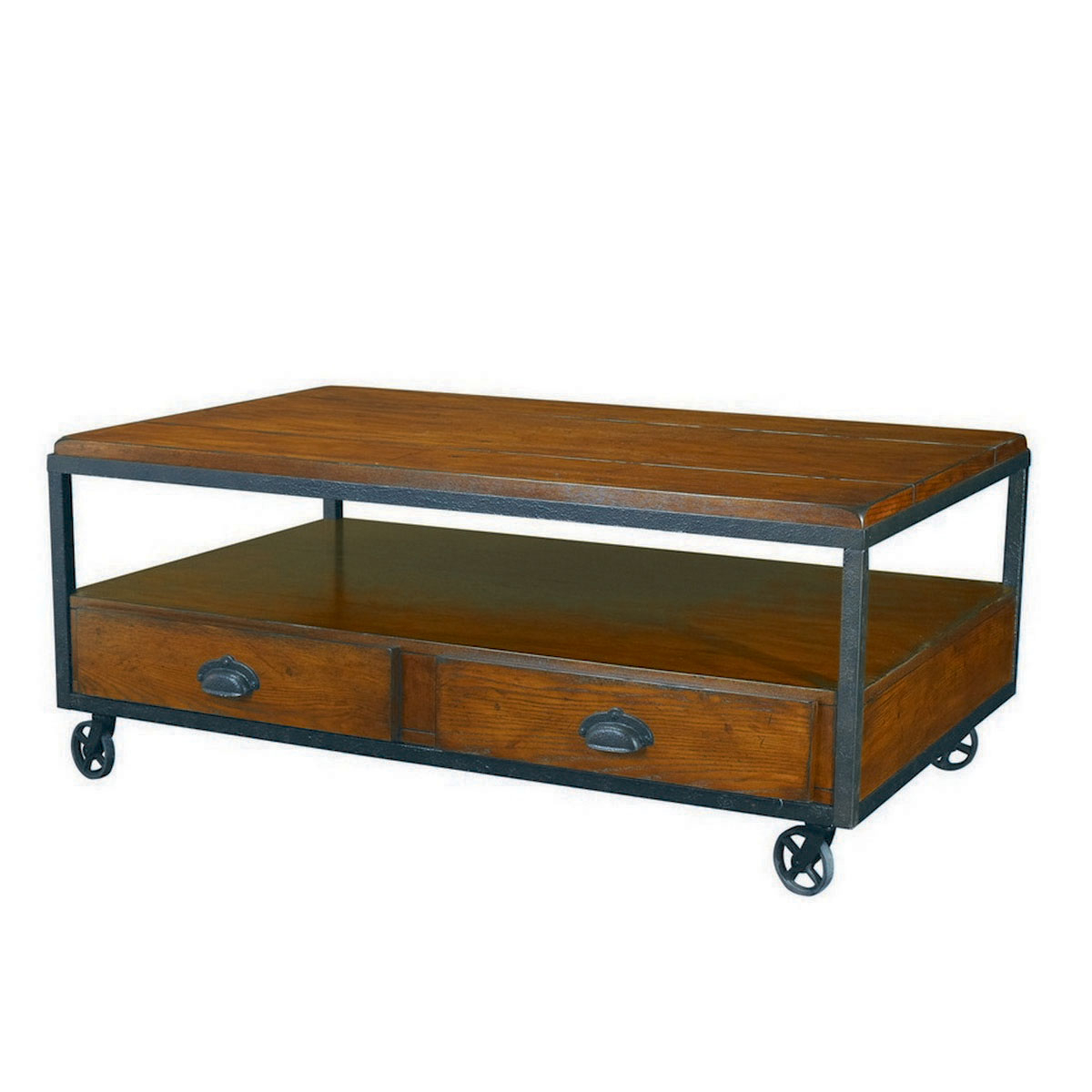 Hammary Baja Storage Cocktail Table – Beyond Stores In Widely Used Craftsman Cocktail Tables (View 18 of 20)