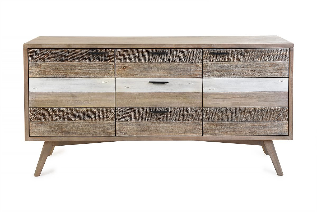 Havana 3 Drawer 2 Door Sideboard – Furniture Stores Ireland Pertaining To 2019 3 Drawer/2 Door Sideboards (View 10 of 20)