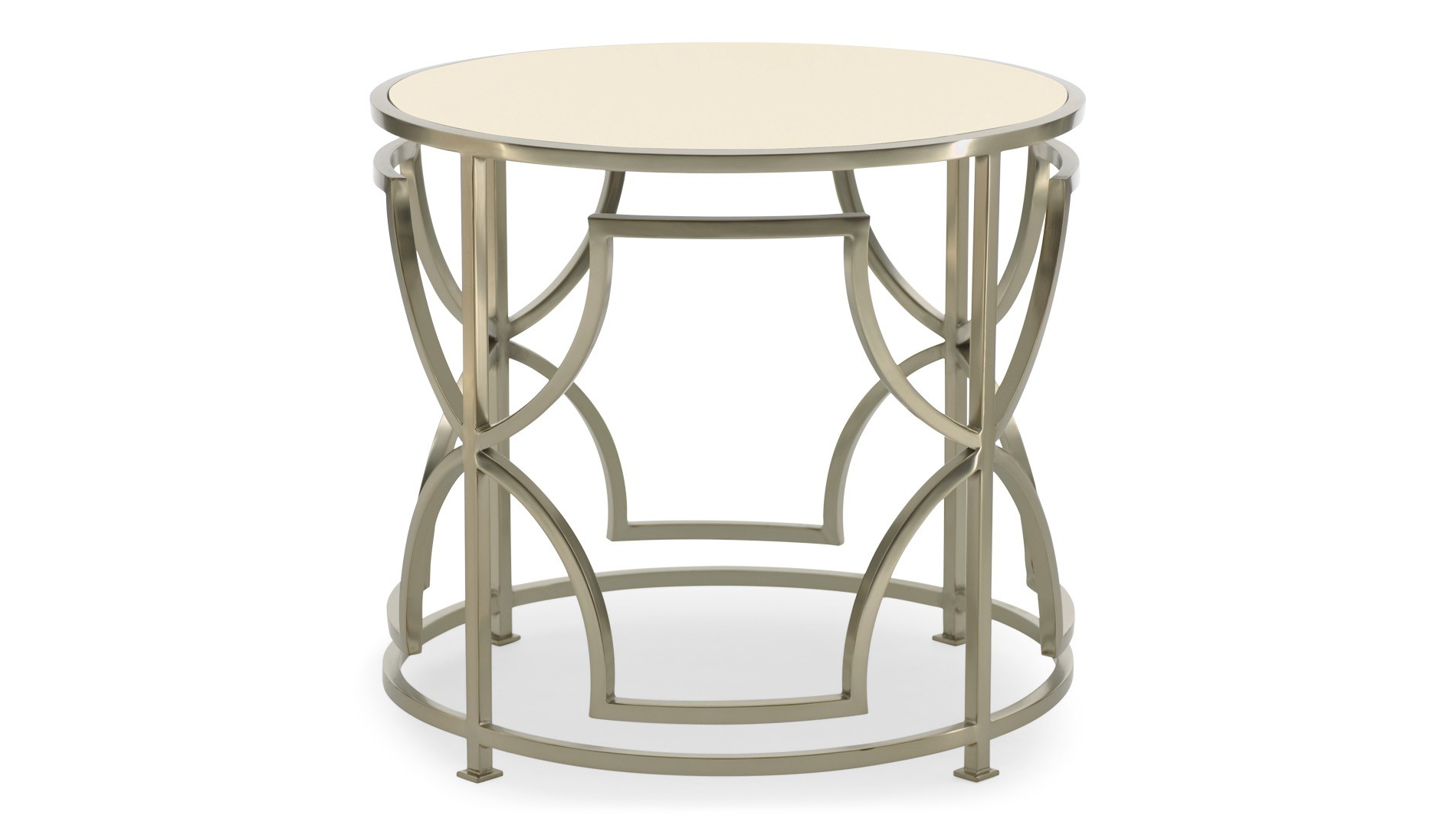 Haven Coffee Tables Inside Latest Bernhardt, Haven Side Table, Buy Online At Luxdeco (View 5 of 20)