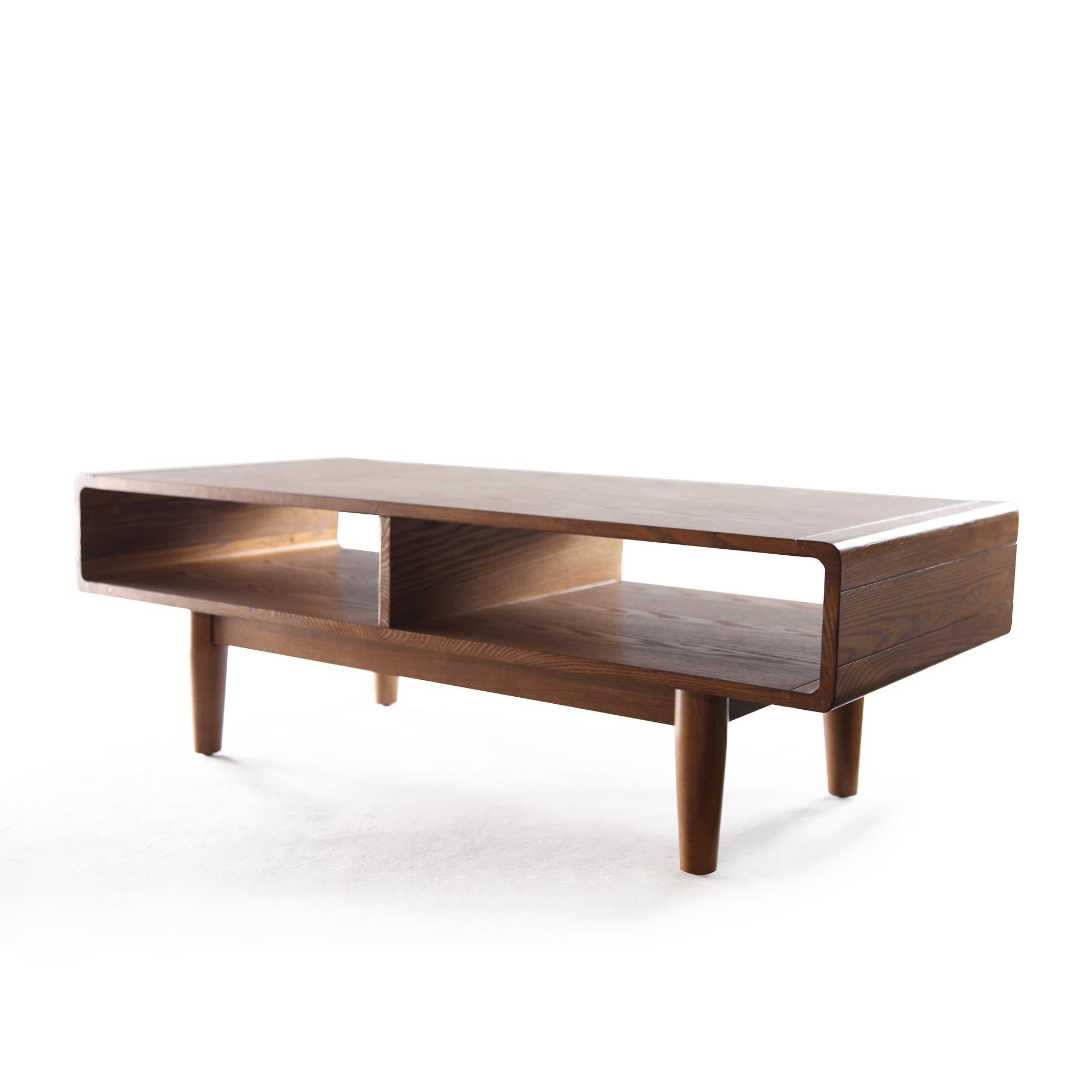 Haven Coffee Tables Regarding Preferred Dexter Coffee Table ~ Deco Walnut – Haven Home Furniture (View 8 of 20)