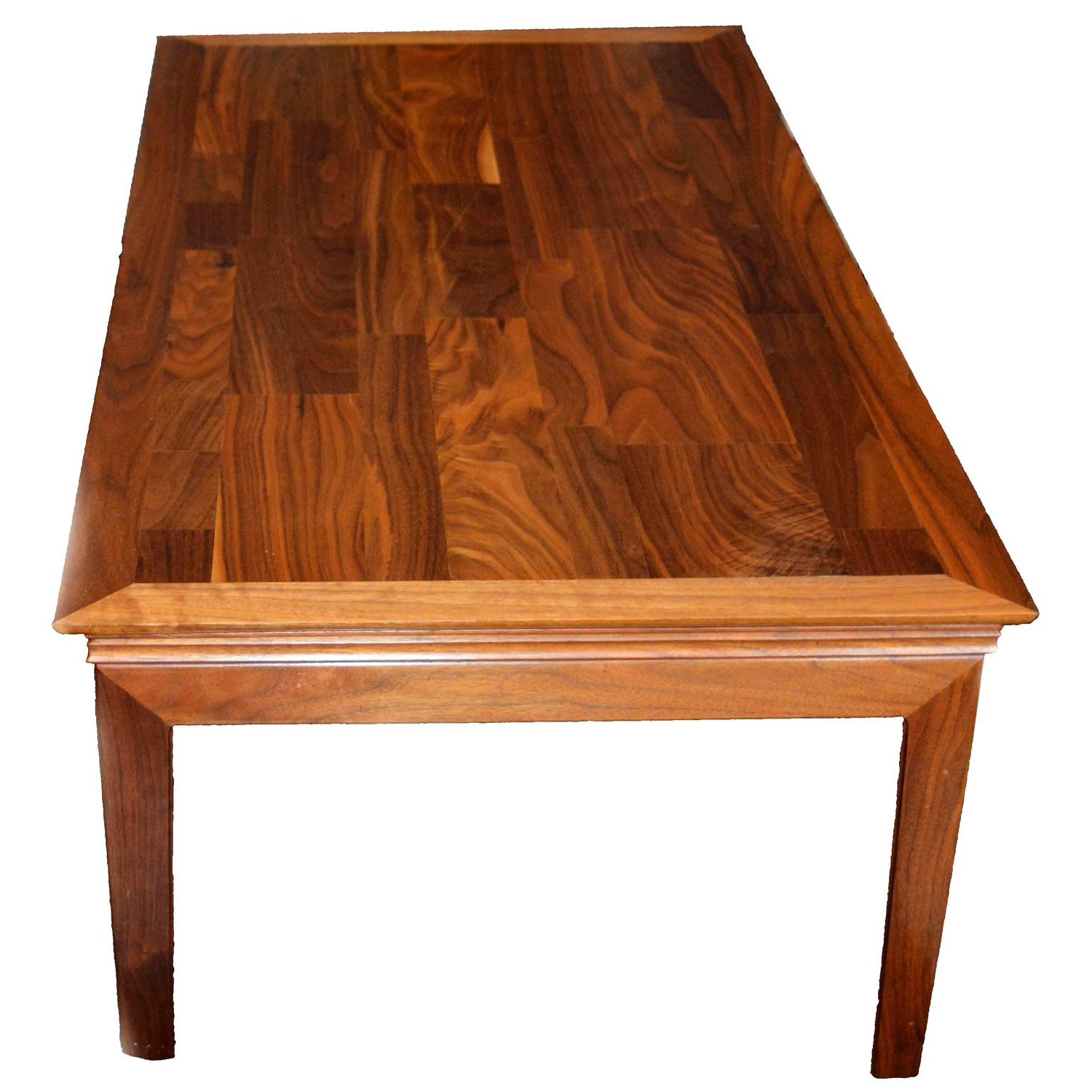 Hawiian Curly Koa Wood Coffee Table 1998 #5Paul Ayoob For Sale In Popular Craftsman Cocktail Tables (View 10 of 20)