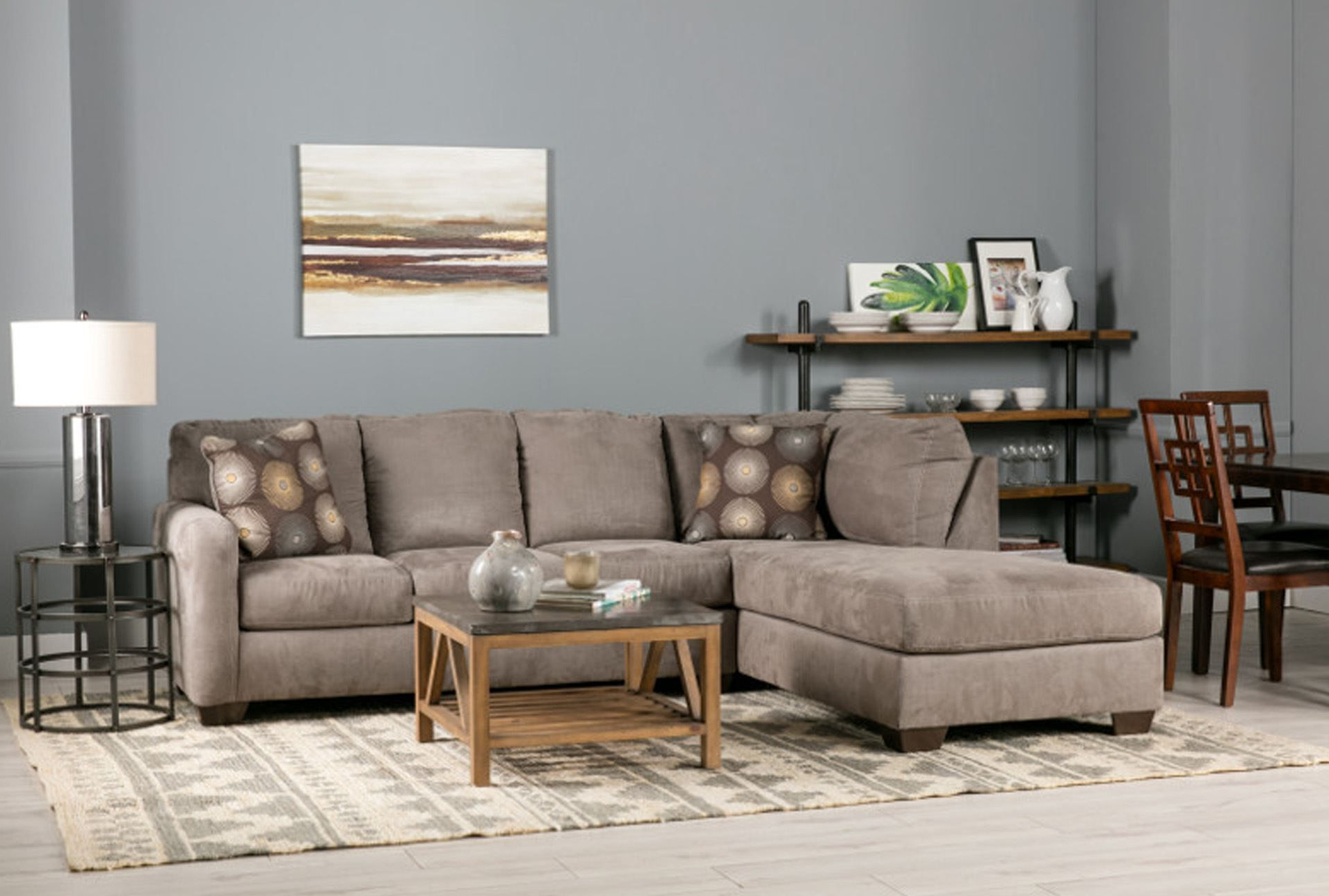Home Decor With Regard To Kerri 2 Piece Sectionals With Laf Chaise (View 7 of 20)