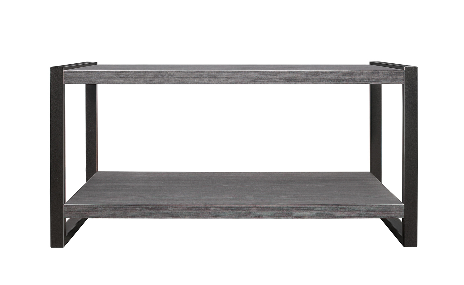 Homelegance Dogue Cocktail/coffee Table – Gunmetal Gray 3606 30 Throughout Well Known Gunmetal Coffee Tables (Gallery 16 of 20)