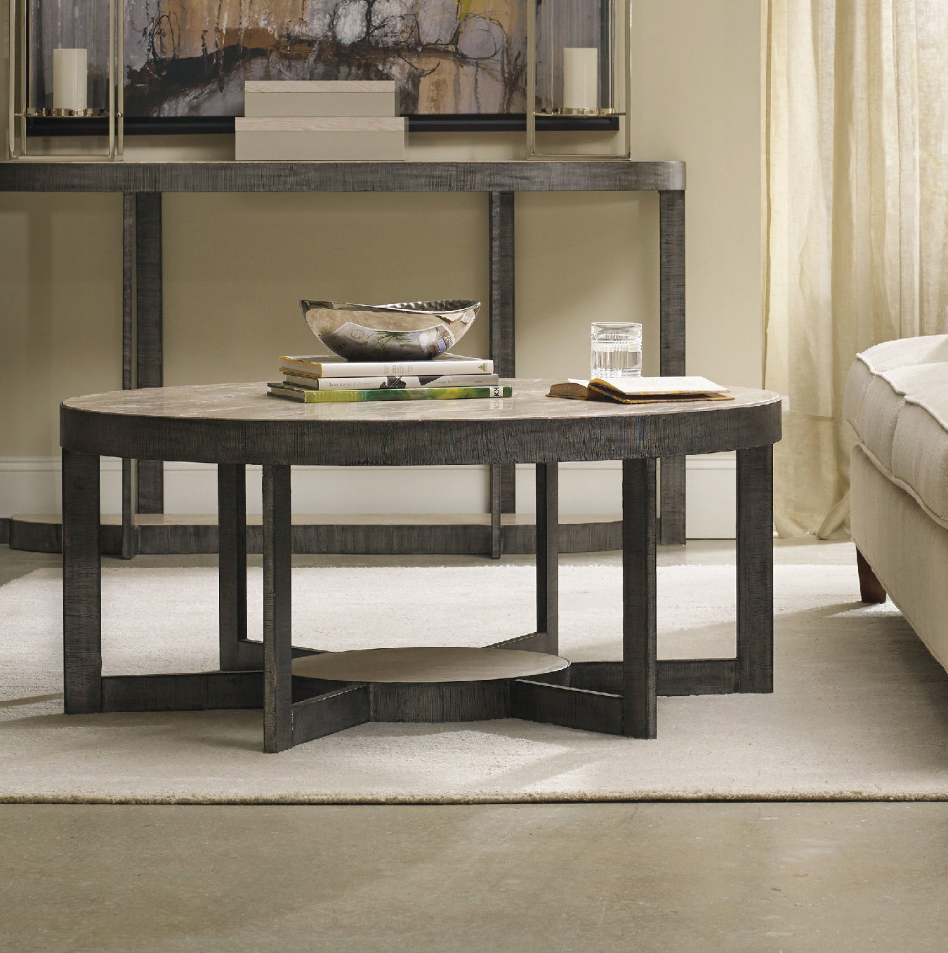 Hooker Furniture Mill Valley Coffee Table (View 6 of 20)