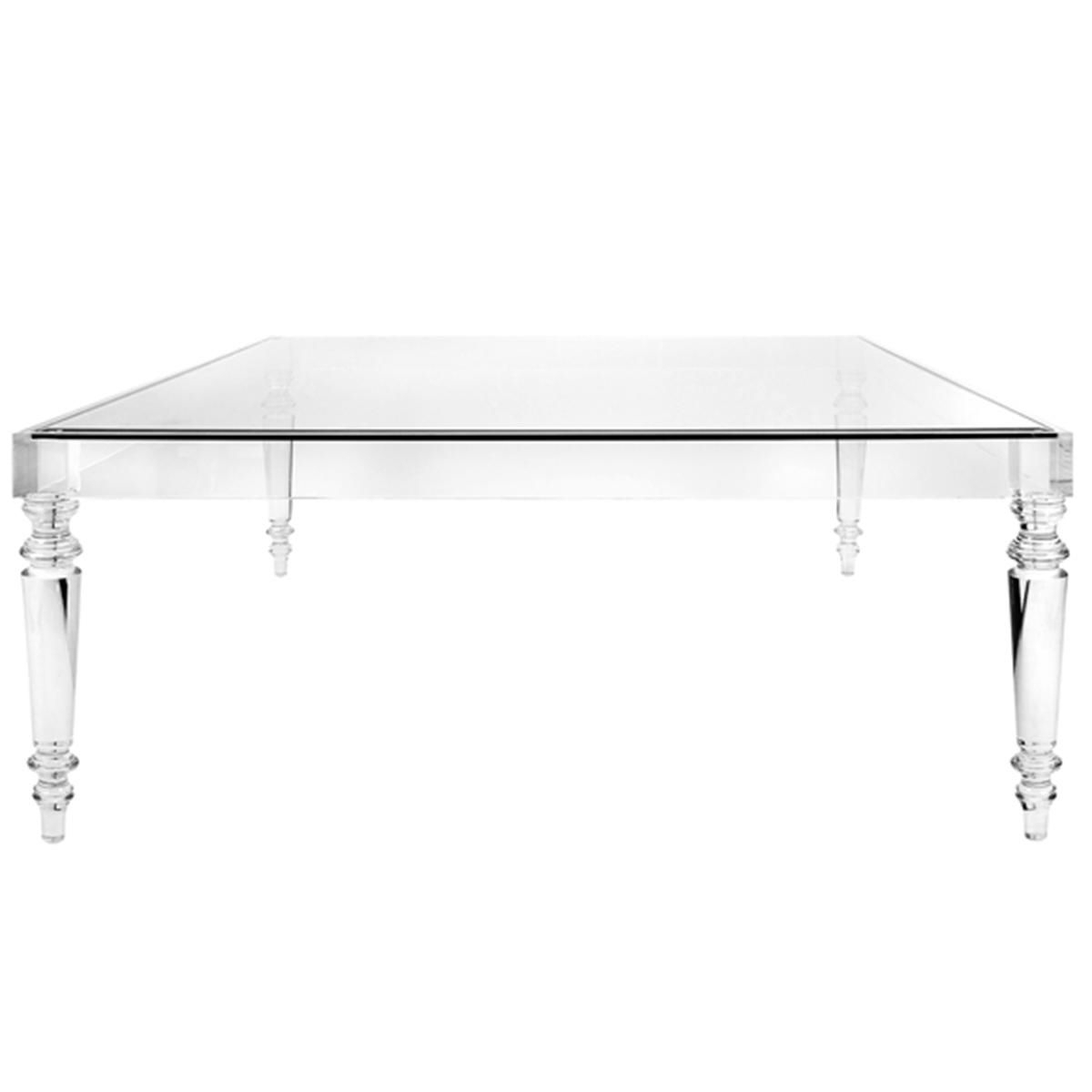 Featured Photo of Modern Acrylic Coffee Tables