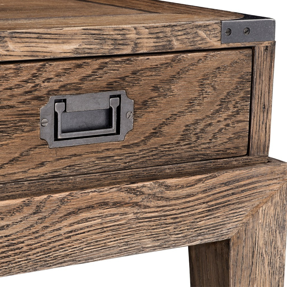 Houseology Inside Newest Smoked Oak Side Tables (Gallery 8 of 20)