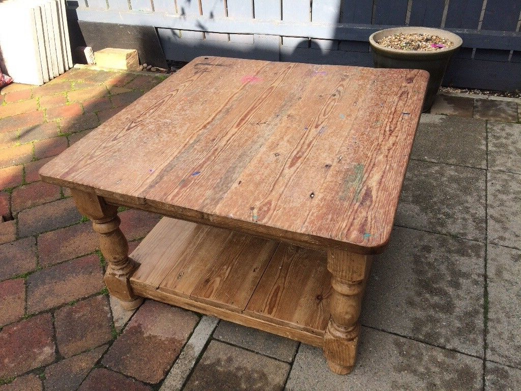 In Magherafelt, County With Regard To Reclaimed Pine Coffee Tables (Gallery 20 of 20)