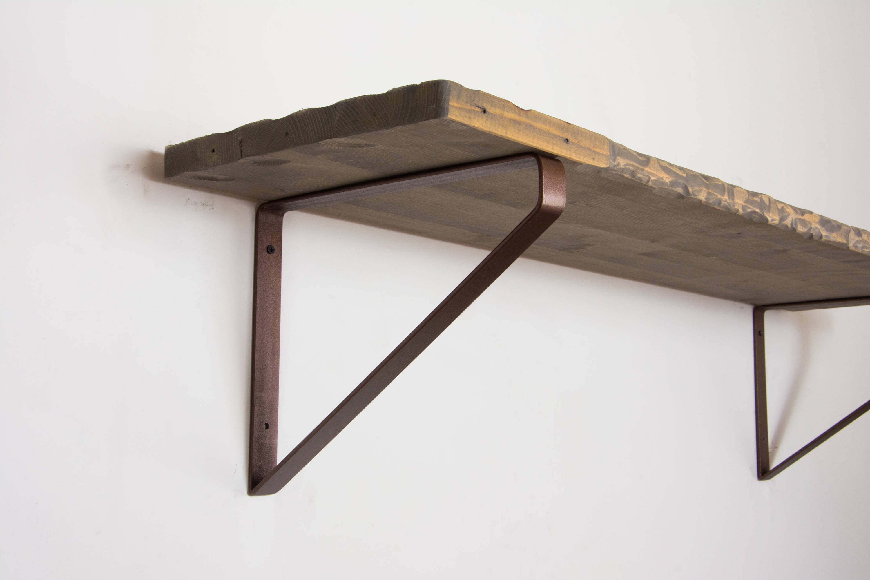 Inverted Triangle Coffee Tables For Latest Bronze Color Shelf Bracket – Newest Design – Inverted Triangle (View 17 of 20)